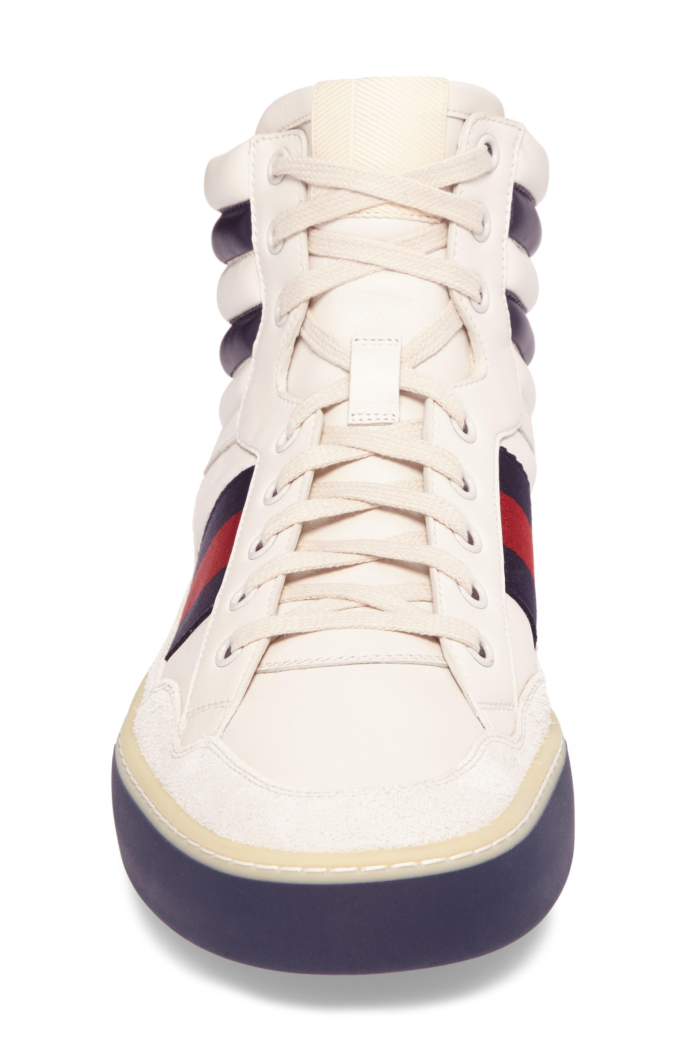 Alternate Image 4  - Gucci More Varsity Sneaker (Men)