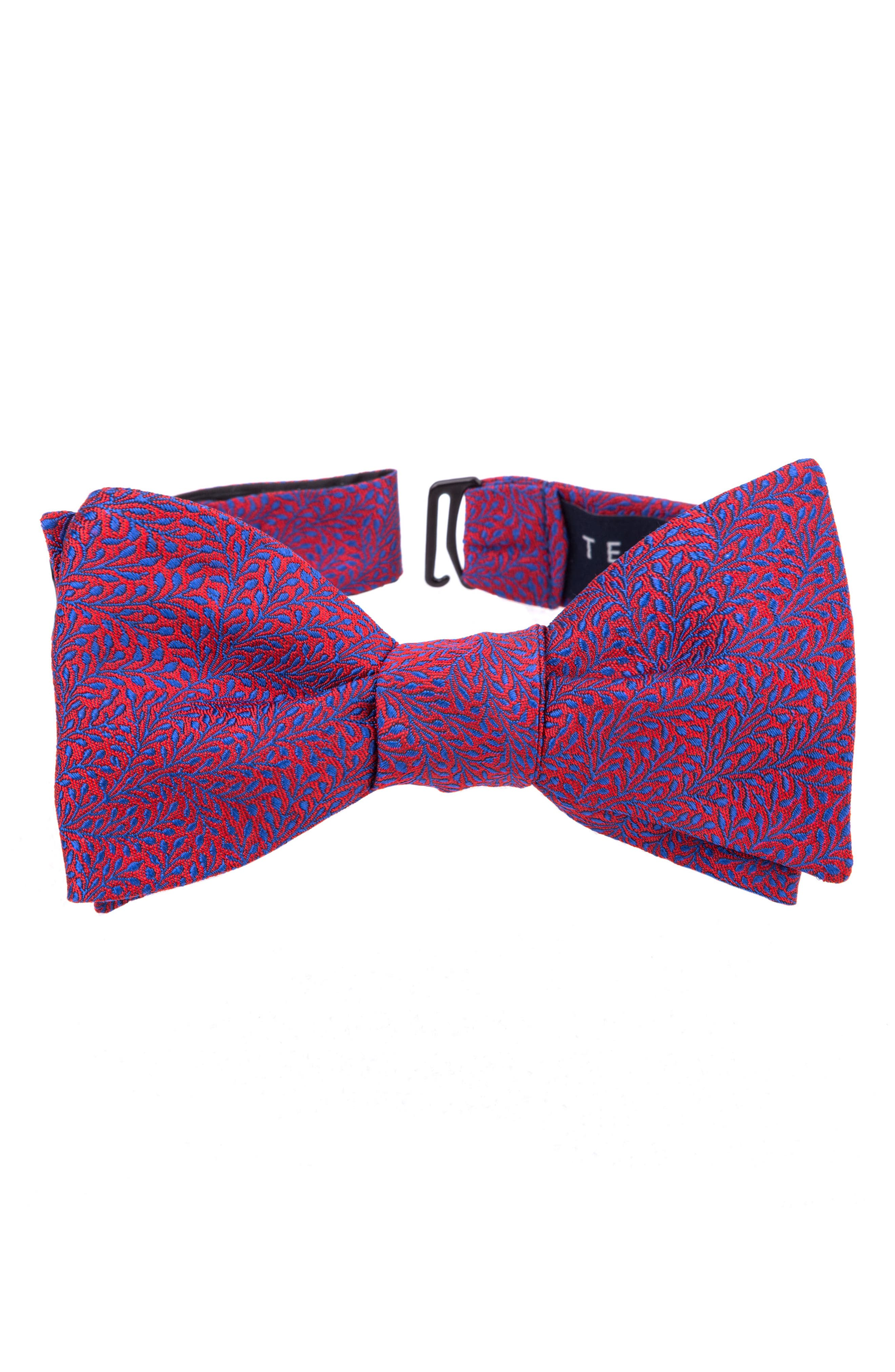 Alternate Image 1 Selected - Ted Baker London Grand Botanical Silk Bow Tie