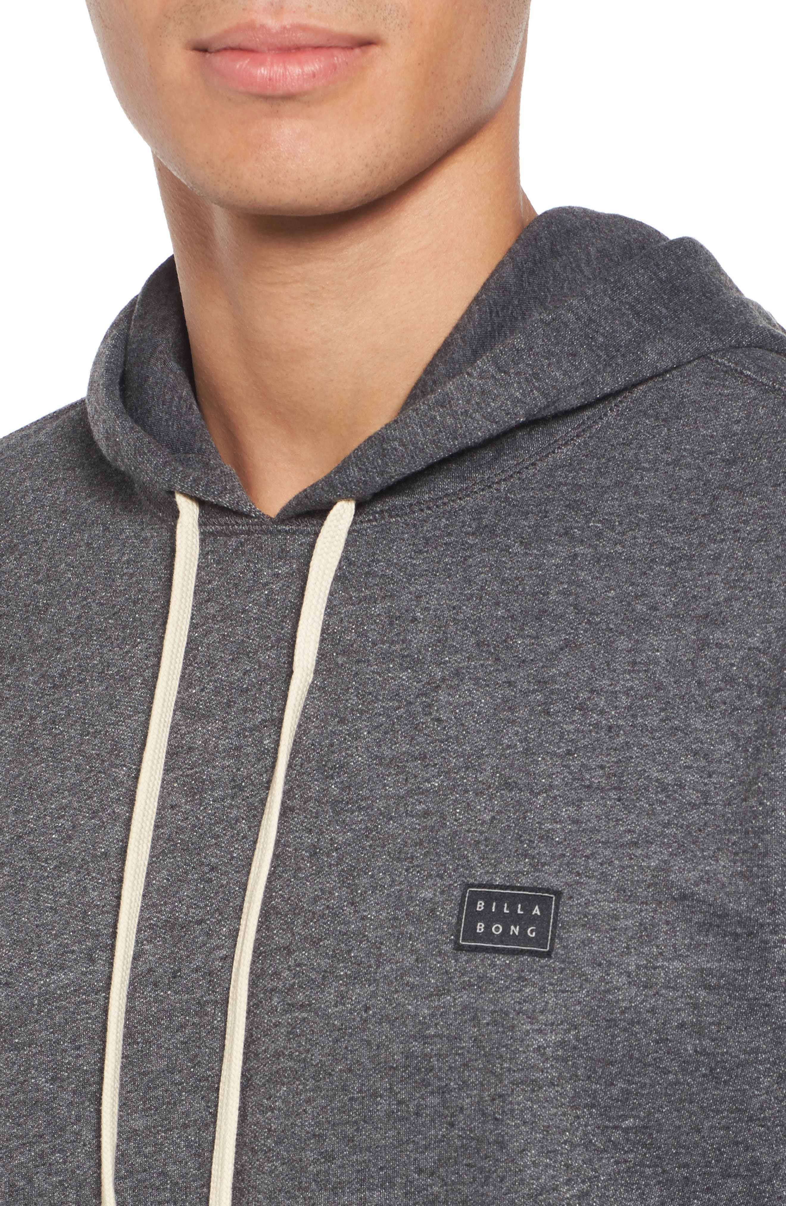 Alternate Image 4  - Billabong All Day Pullover Hoodie