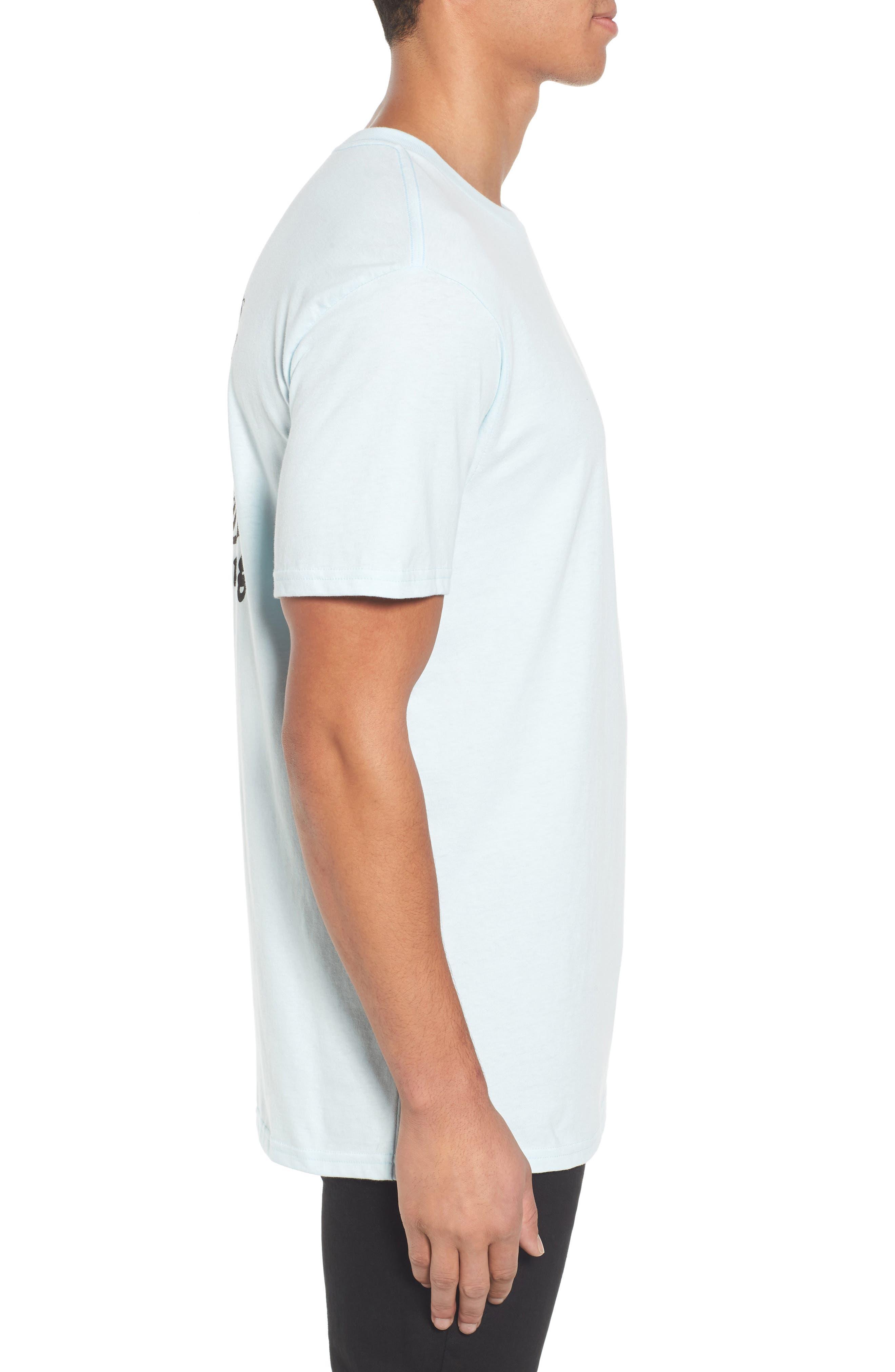 Better T-Shirt,                             Alternate thumbnail 3, color,                             Coastal Blue