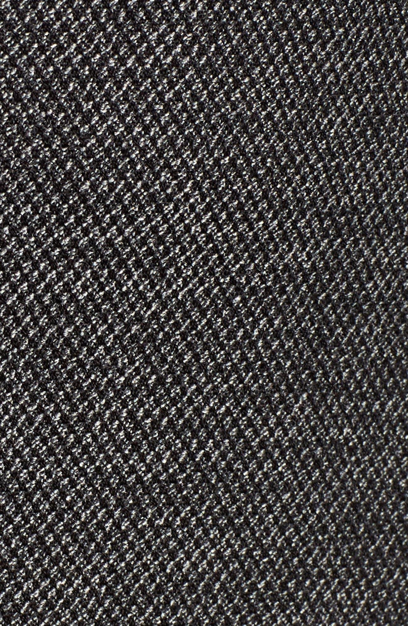 Port Slim Fit Jacket,                             Alternate thumbnail 5, color,                             Charcoal