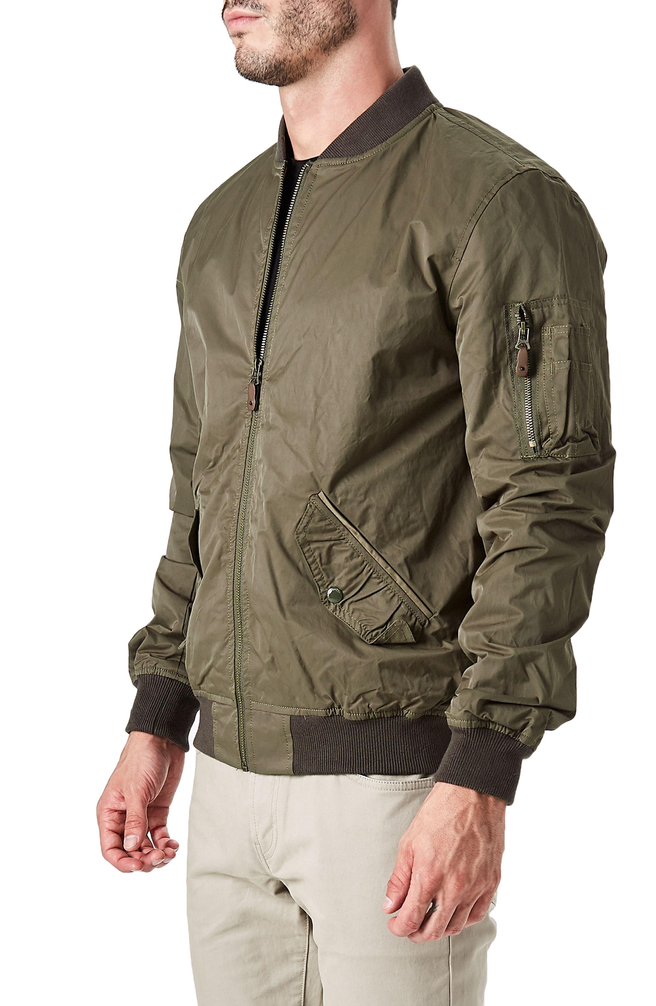 Alternate Image 3  - 7 Diamonds Maverick Bomber Jacket