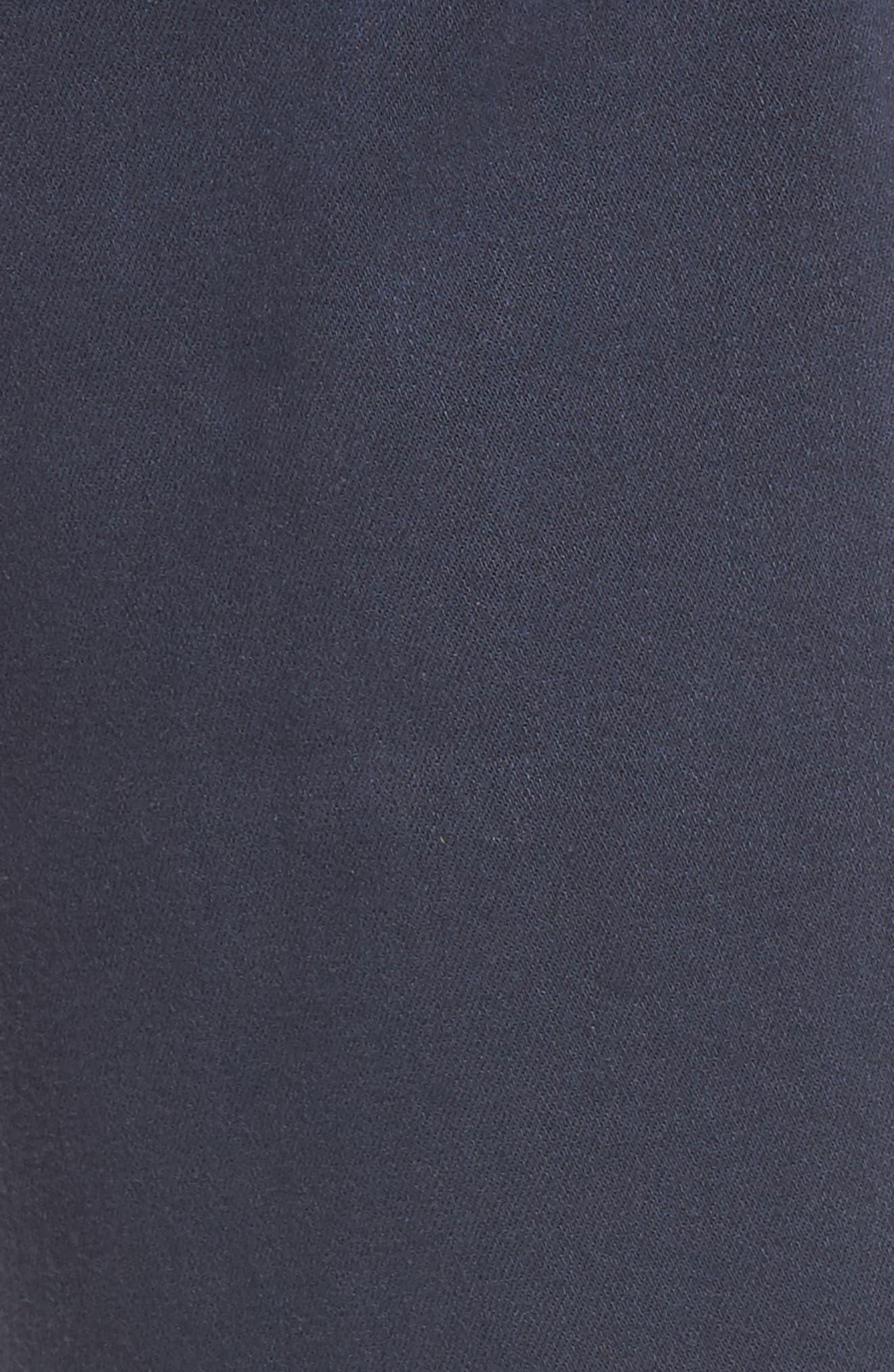 Alternate Image 5  - PAIGE Transcend - Federal Slim Straight Leg Jeans (Vintage Deep Sea)