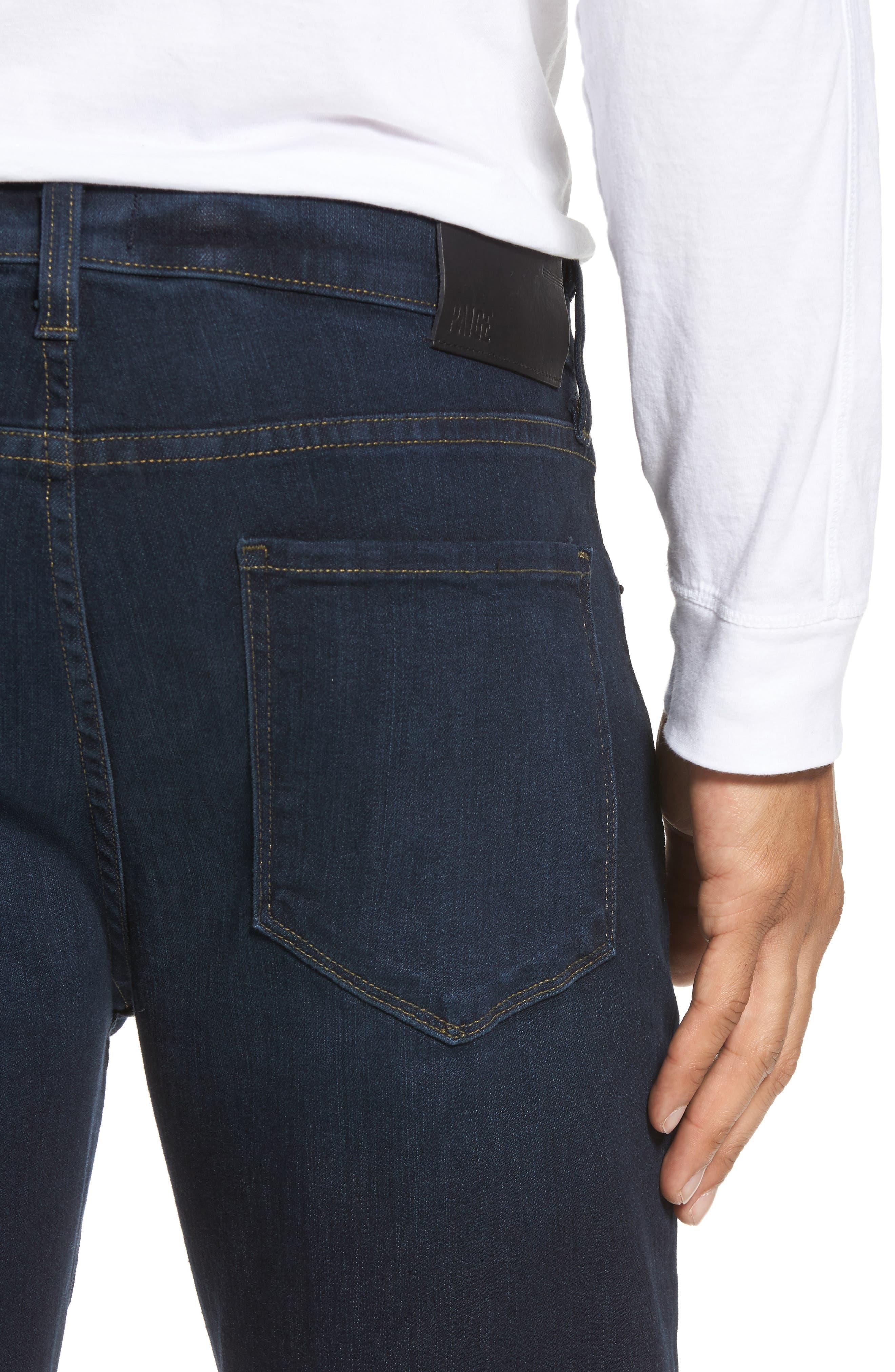 Lennox Slim Fit Jeans,                             Alternate thumbnail 4, color,                             Jonathan