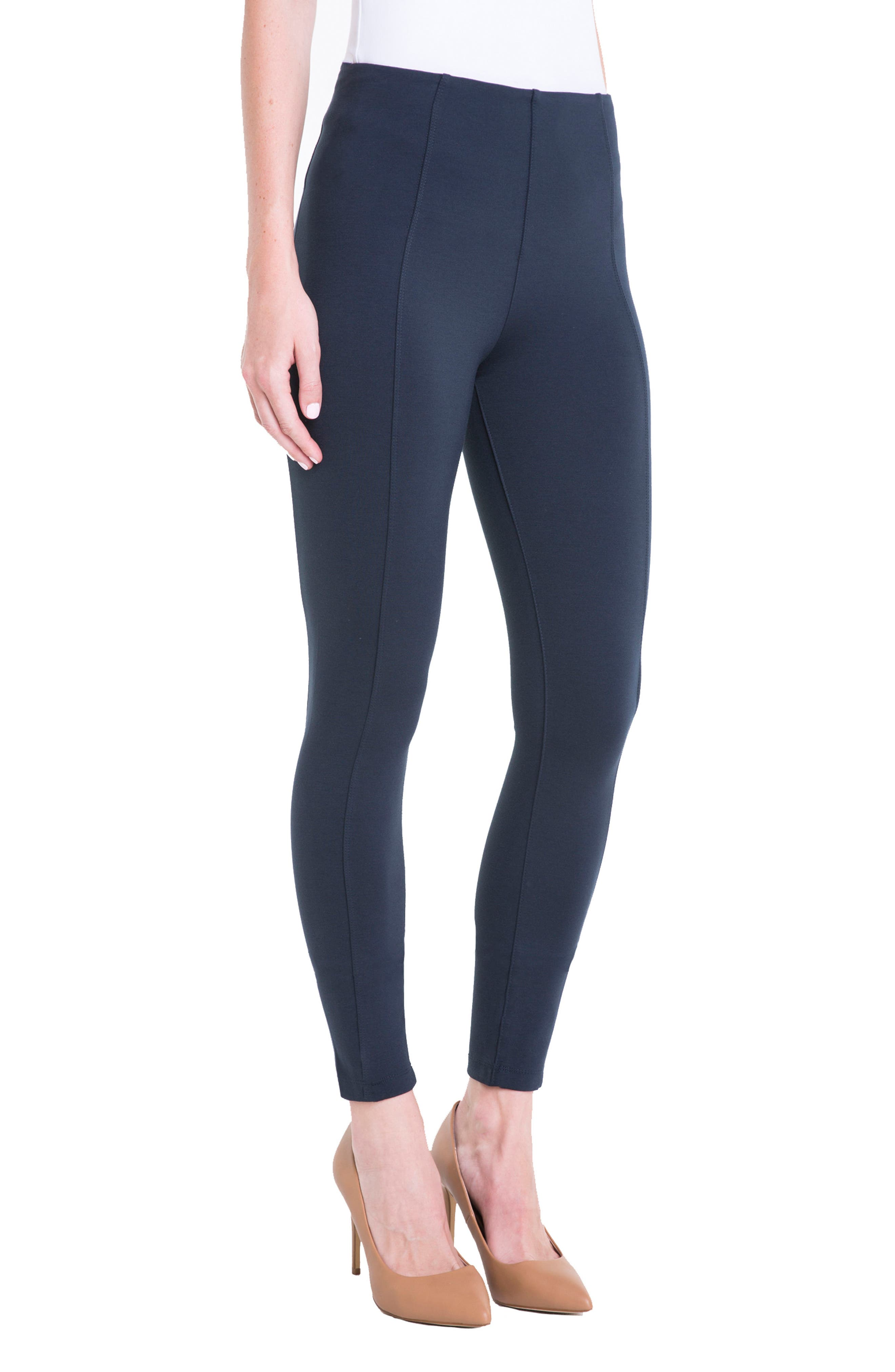 Alternate Image 3  - Liverpool Jeans Company Reese Ankle Leggings