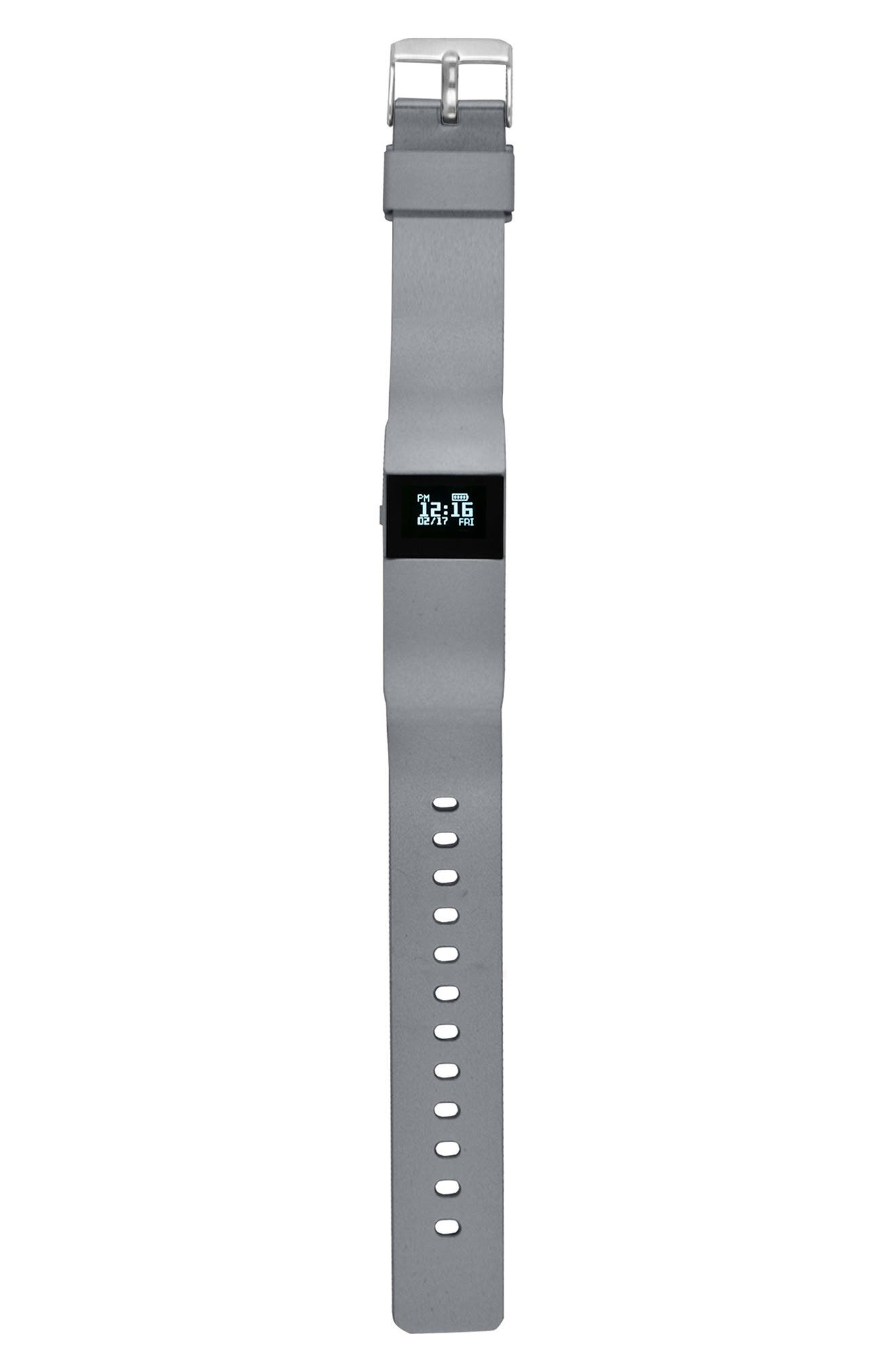 Titanium Wired Fitness Tracker