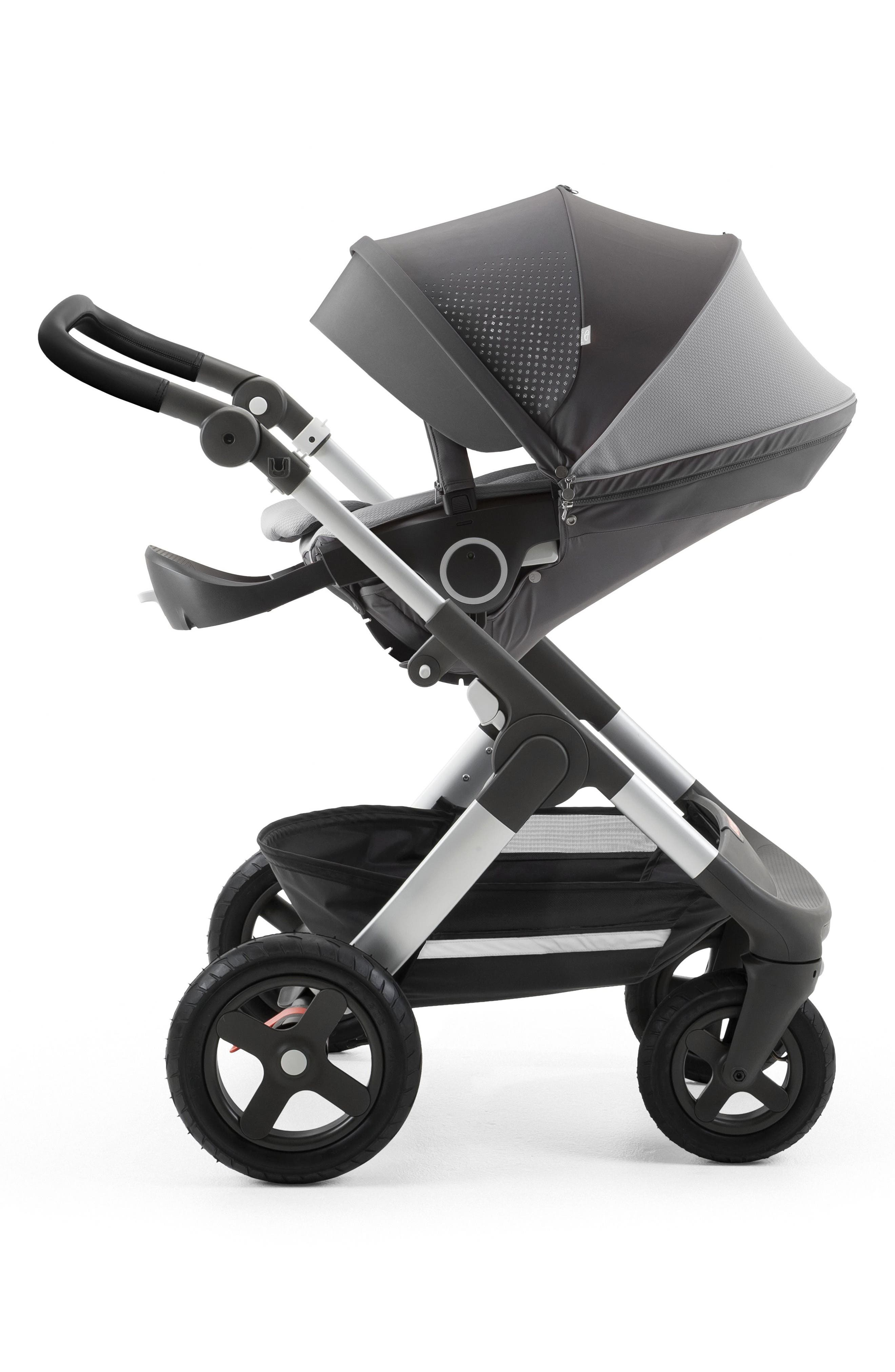 Trailz Terrain - Athleisure Limited Edition Stroller,                             Alternate thumbnail 2, color,                             Grey