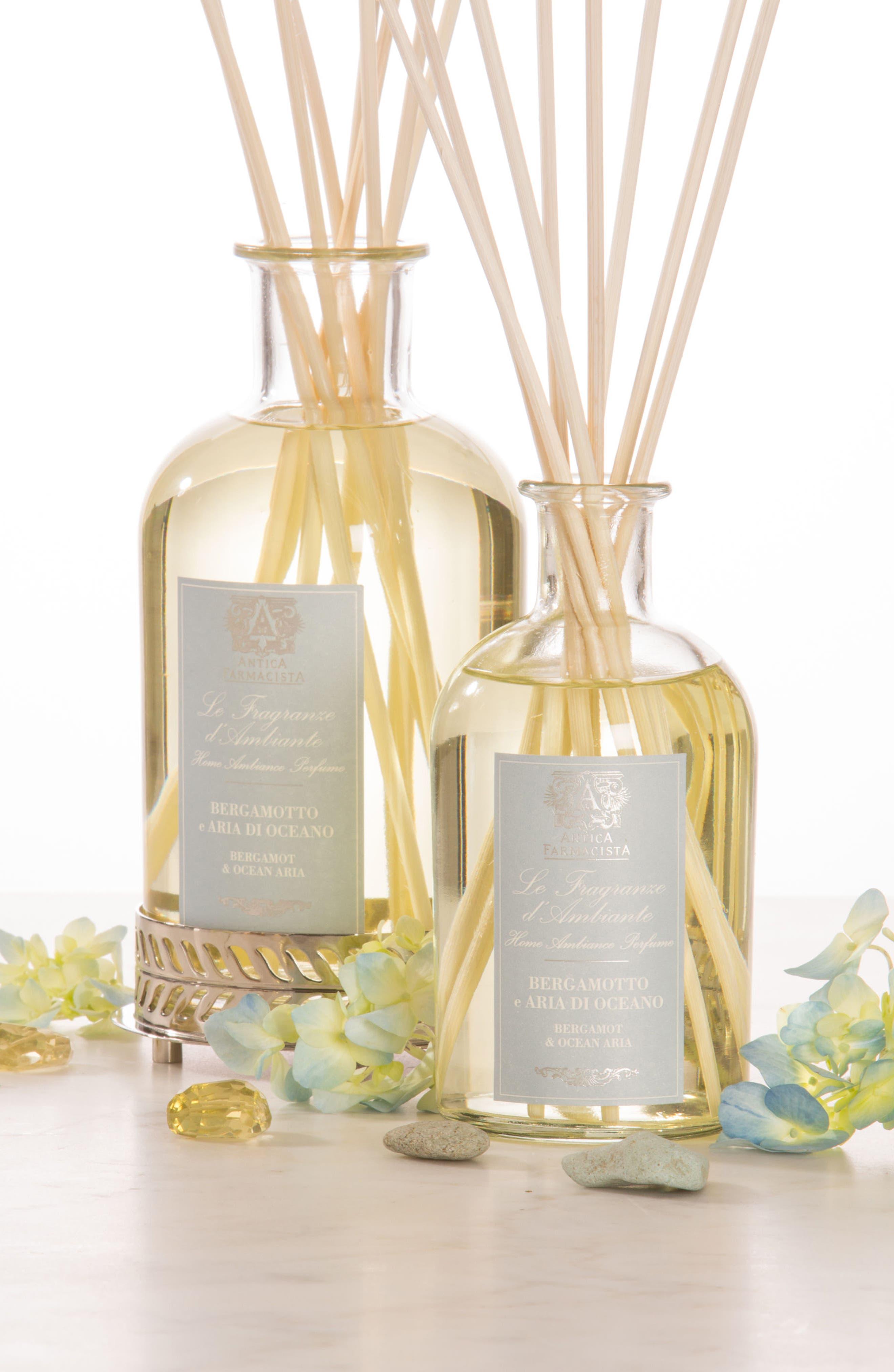 Bergamot & Ocean Aria Home Ambiance Perfume,                             Alternate thumbnail 2, color,                             No Color