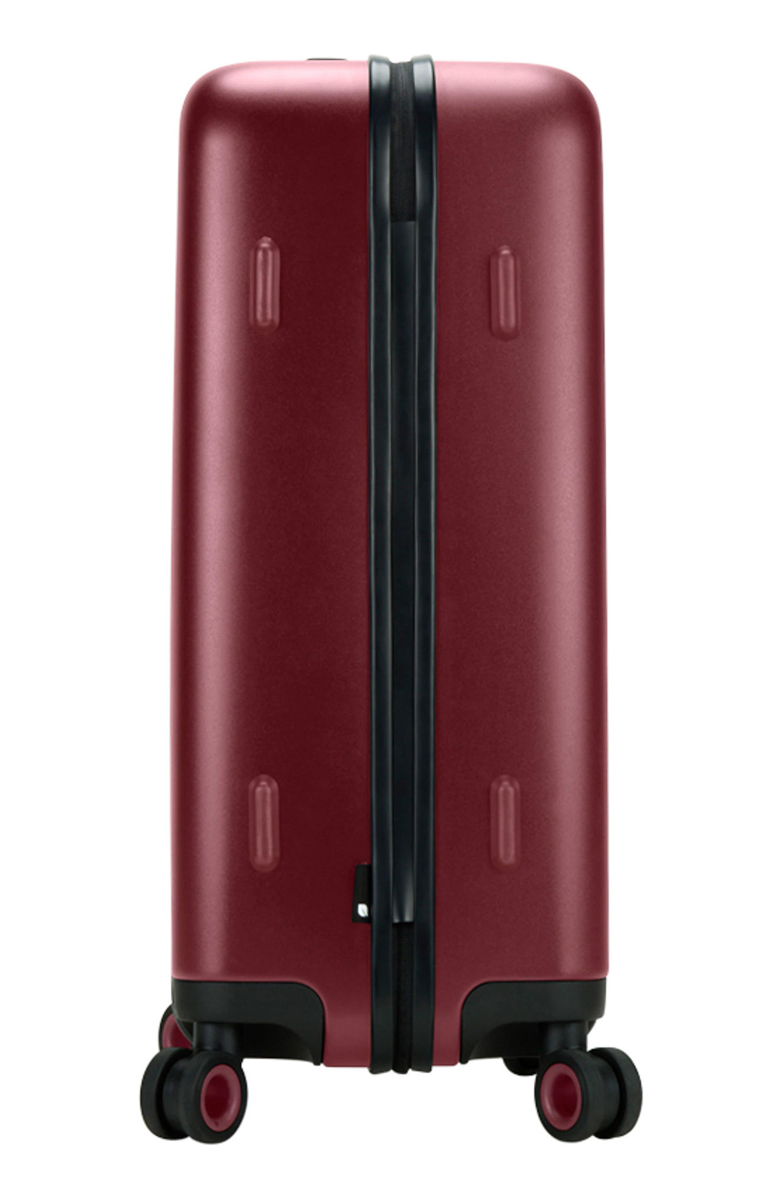 NOVI 31-Inch Hardshell Wheeled Packing Case,                             Alternate thumbnail 16, color,                             Deep Red