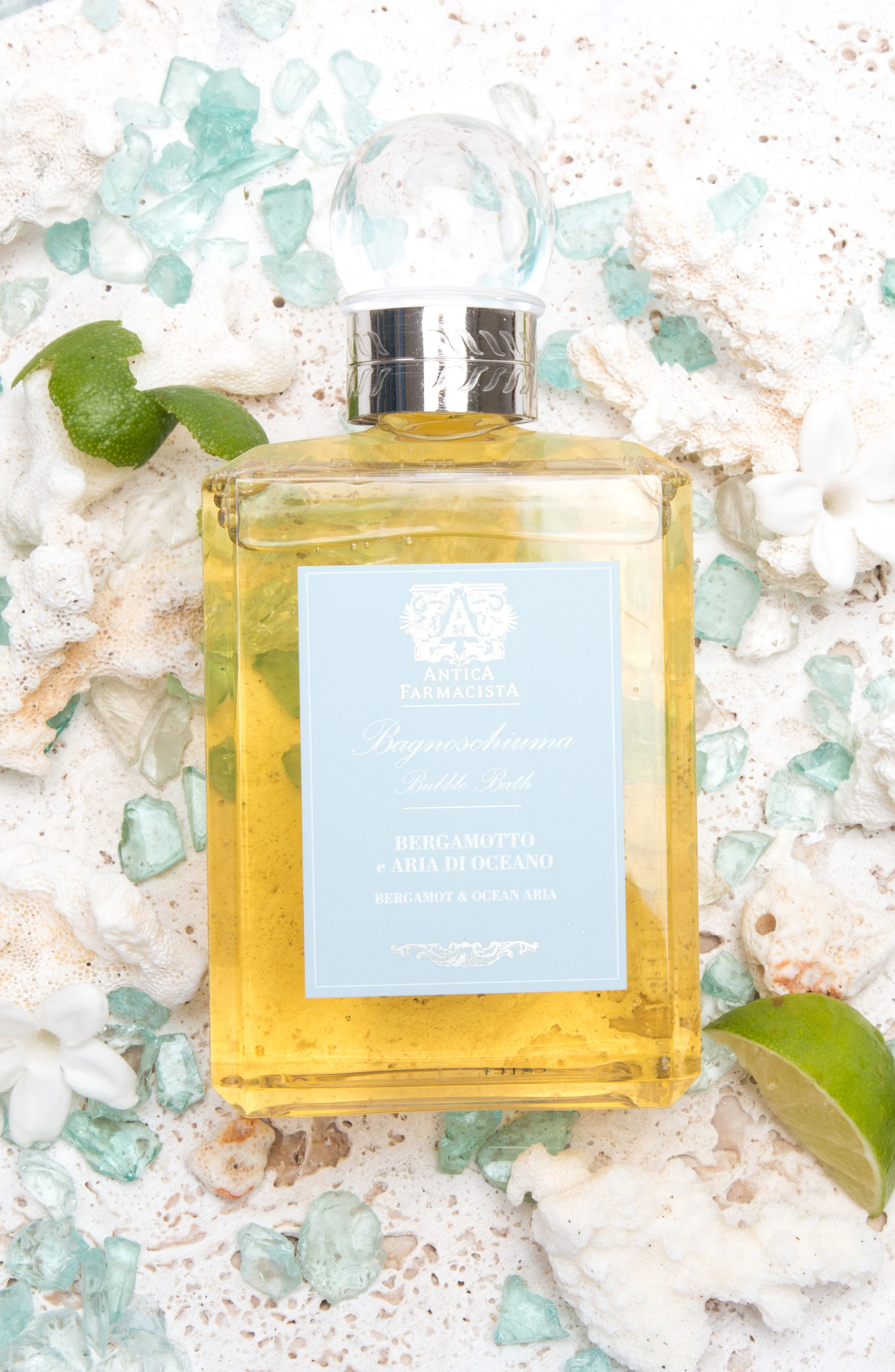 Alternate Image 3  - Antica Farmacista 'Bergamot & Ocean Aria' Bar Soap