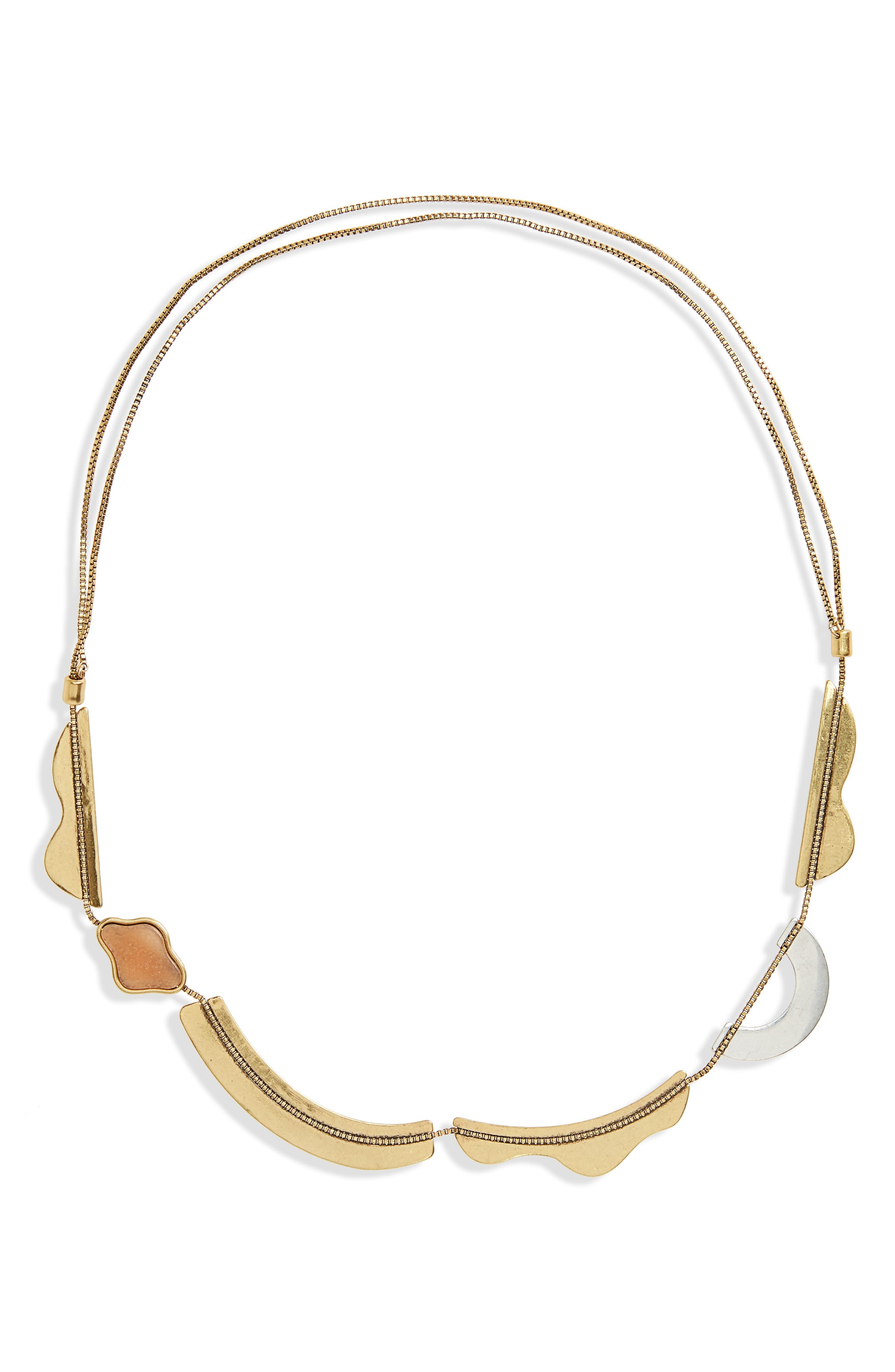 Madewell Concept Choker Necklace