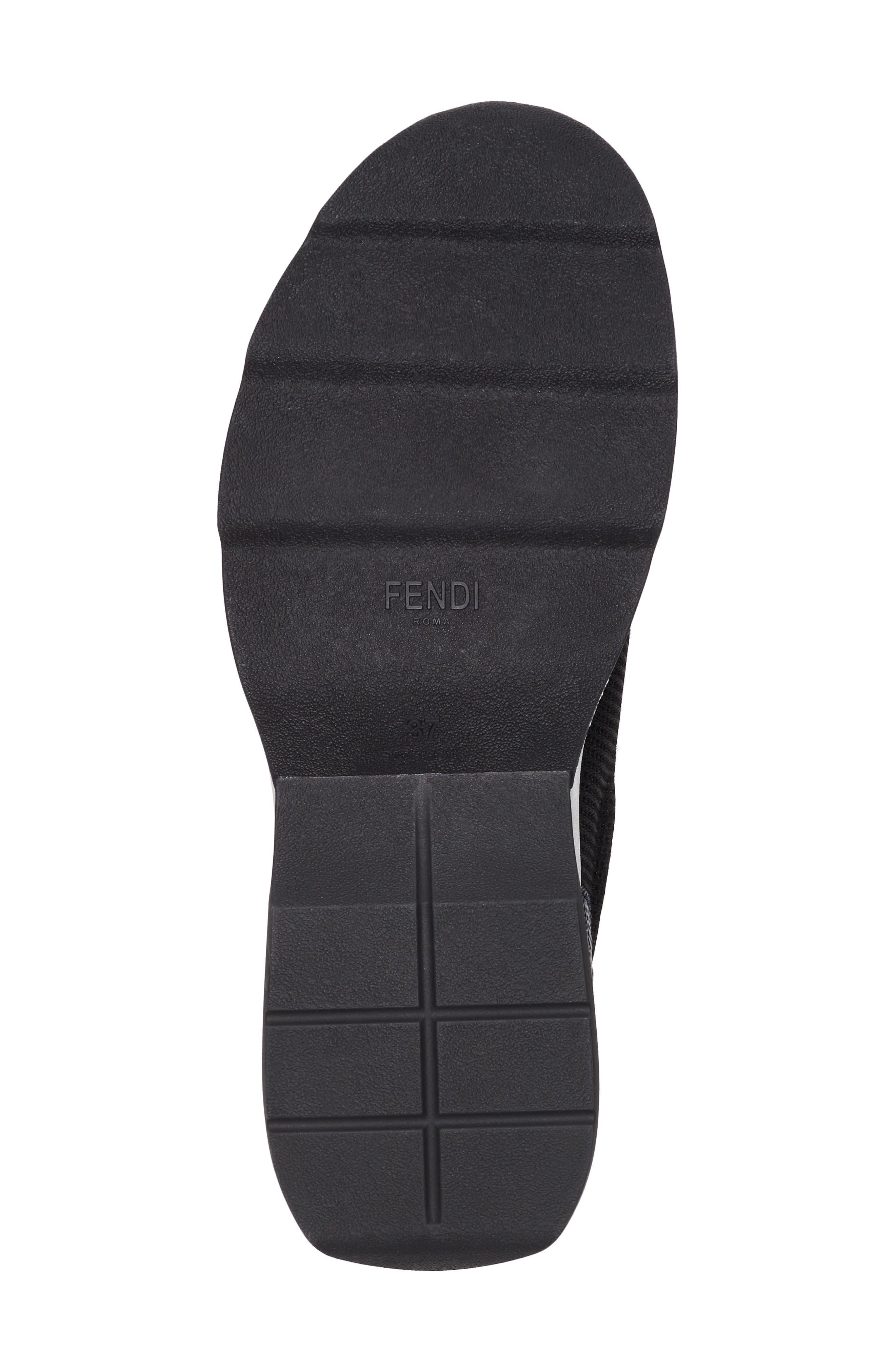 Alternate Image 5  - Fendi Pearland Slip-On Sneaker (Women)