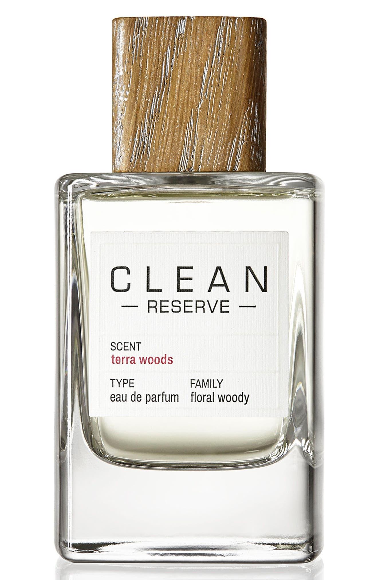 Alternate Image 1 Selected - Clean Reserve Terra Woods Eau de Parfum