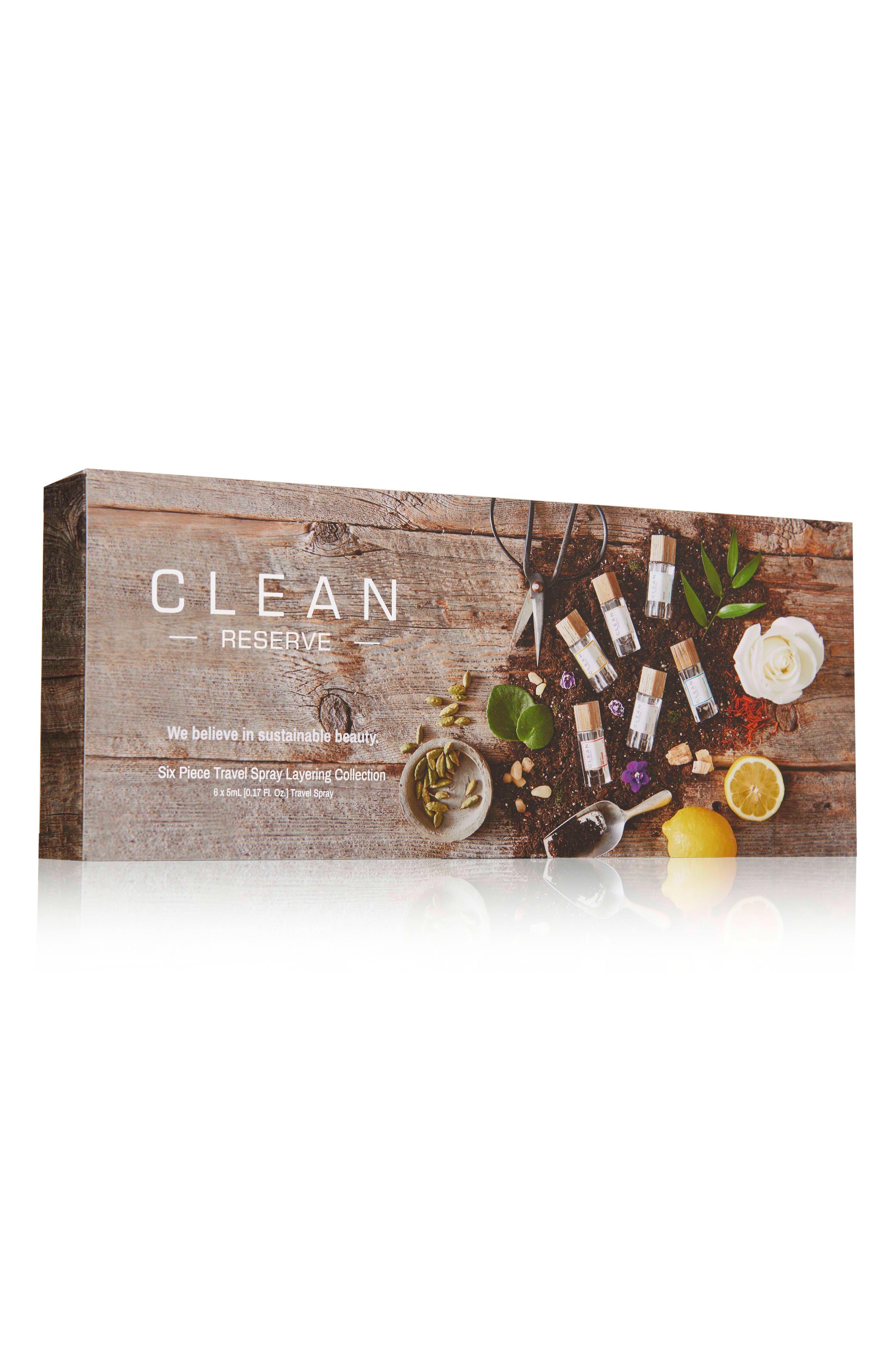 Alternate Image 1 Selected - Clean Reserve Eau de Parfum Pen Spray Collection