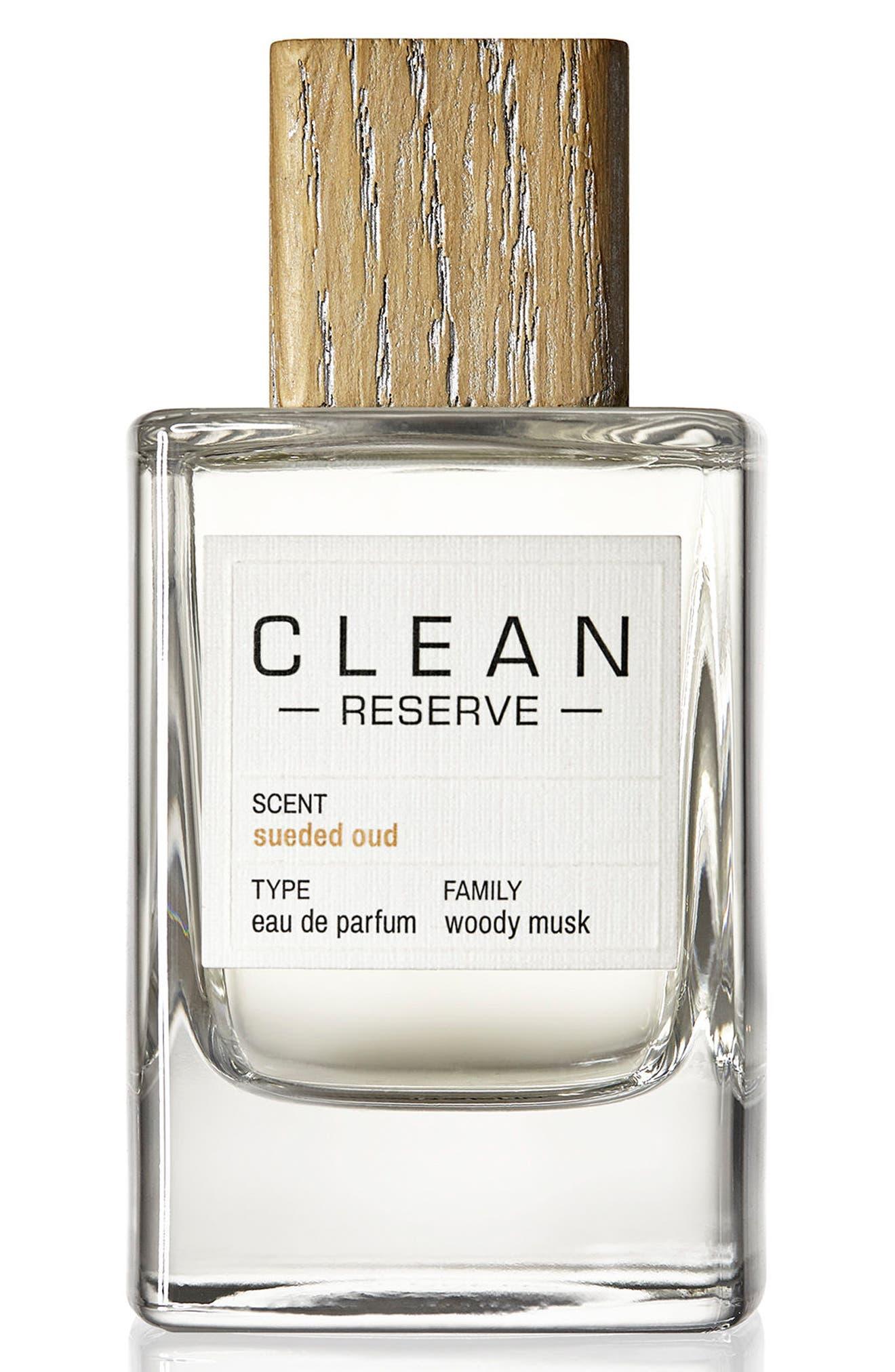 Main Image - Clean Reserve Sueded Oud Eau de Parfum