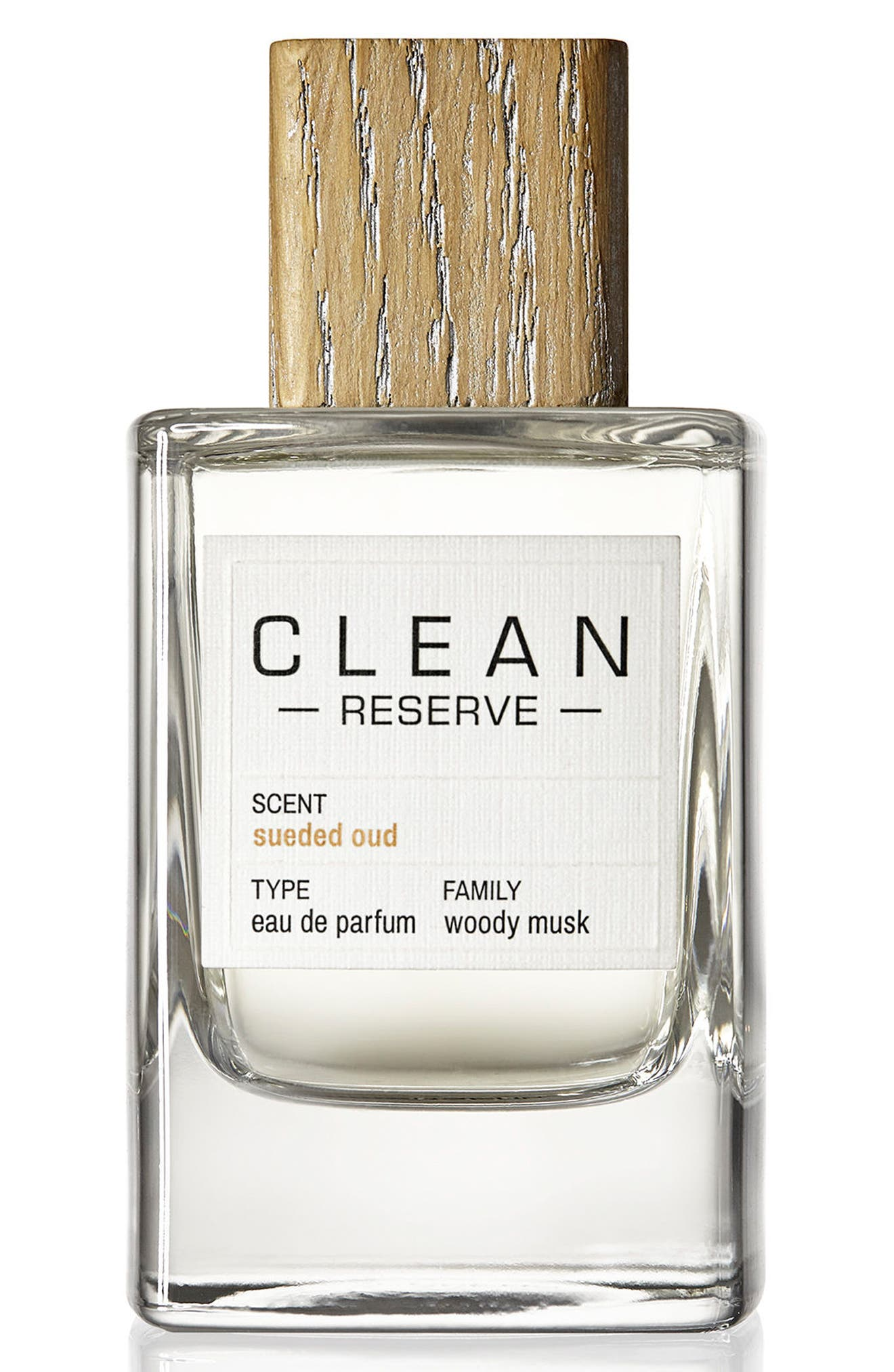 Clean Reserve Sueded Oud Eau de Parfum