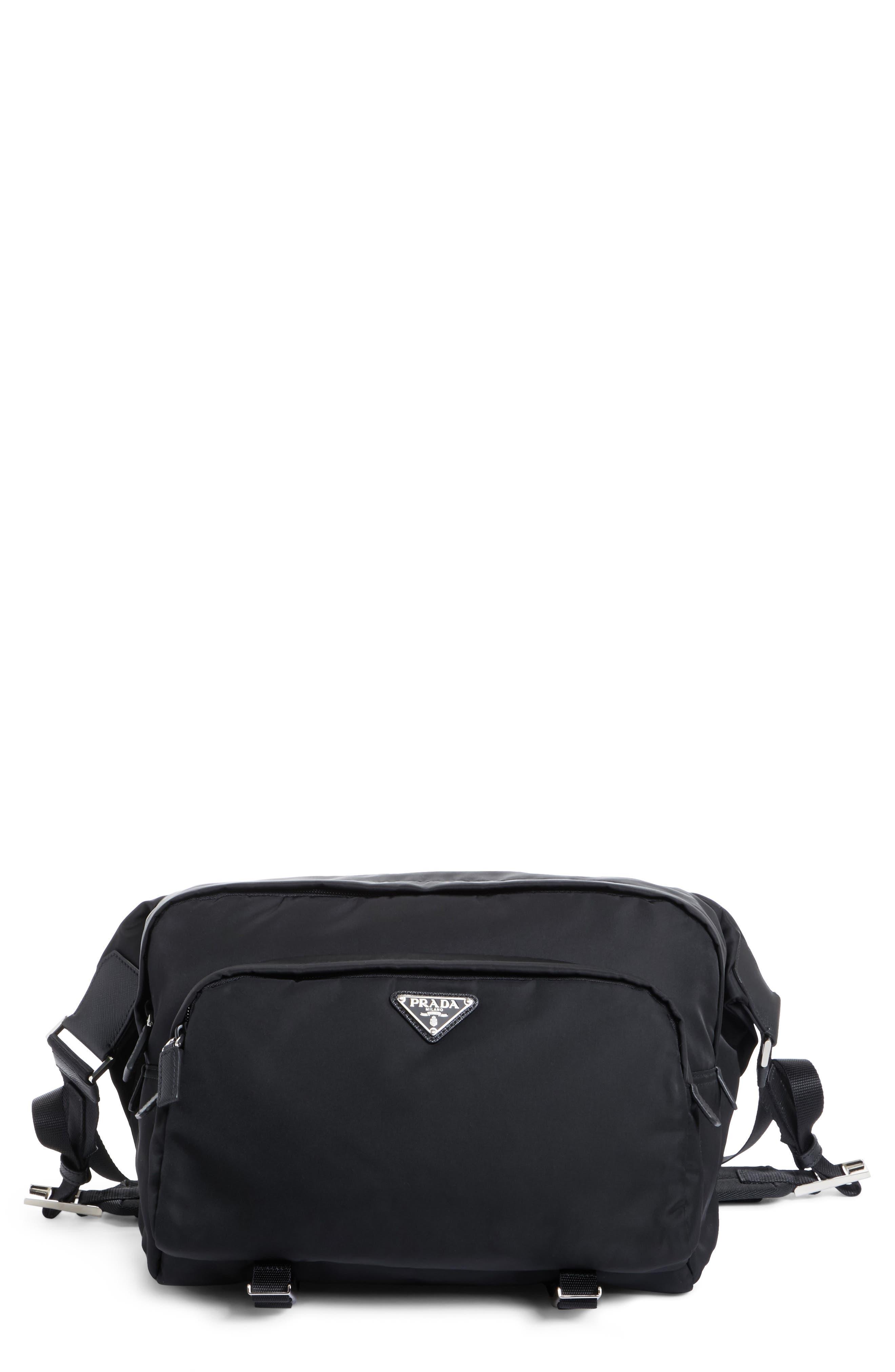 Alternate Image 1 Selected - Prada Messenger Bag