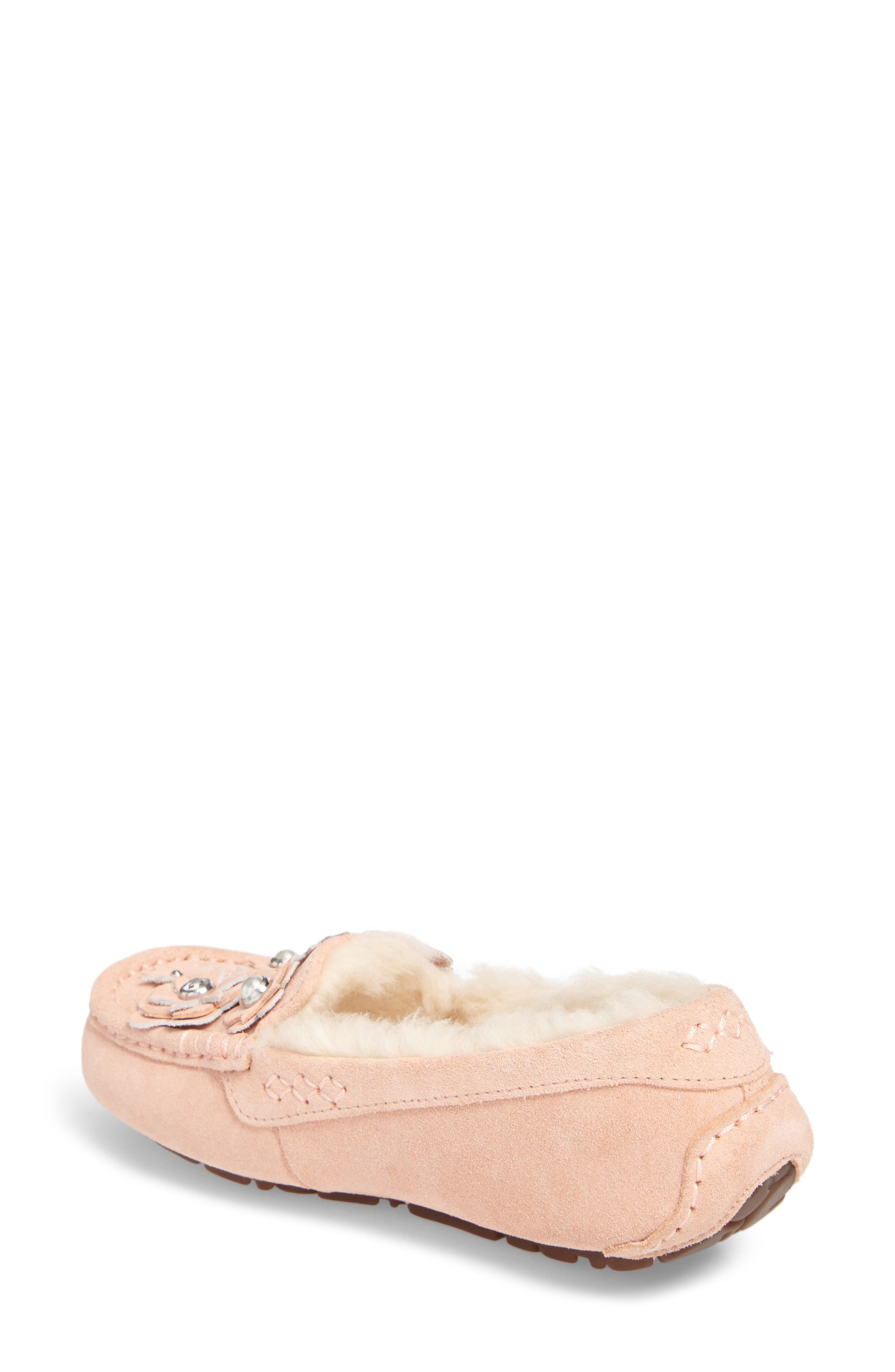 Alternate Image 2  - UGG® Ansley Petal Water Resistant Slipper (Women)