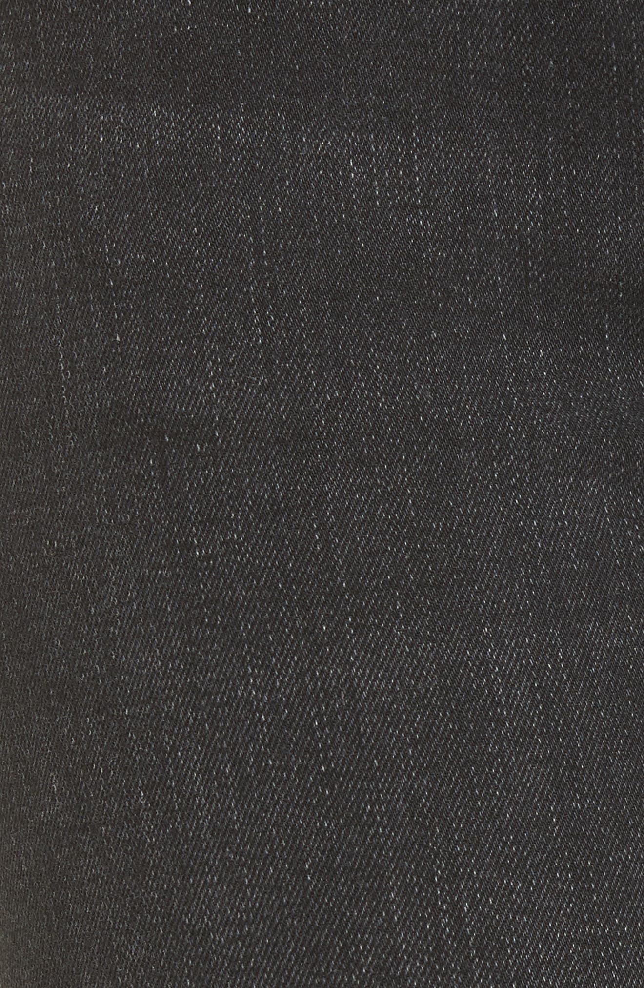 Nico Ankle Skinny Jeans,                             Alternate thumbnail 6, color,                             Omega