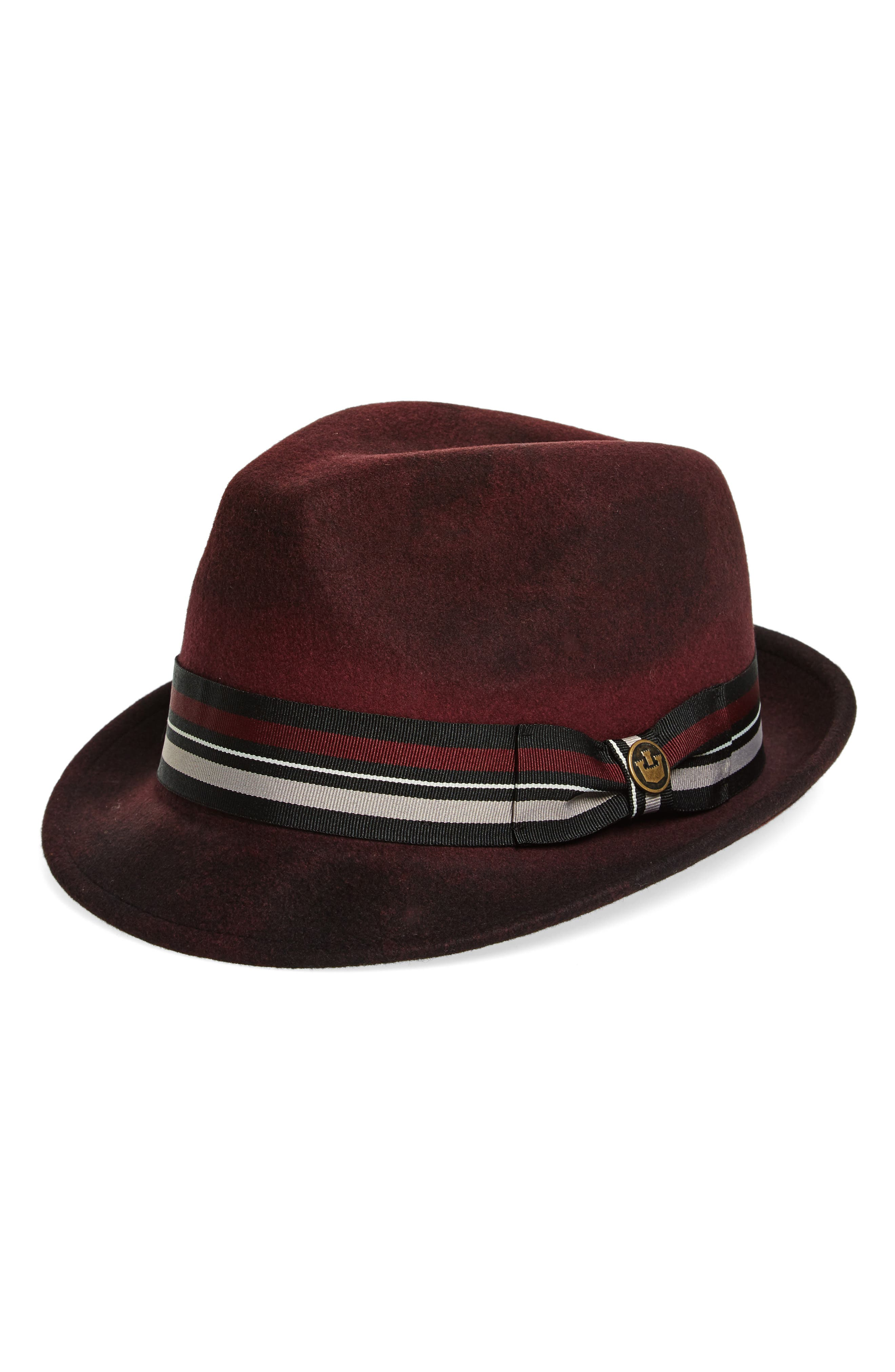 Miles D Trilby,                         Main,                         color, Maroon
