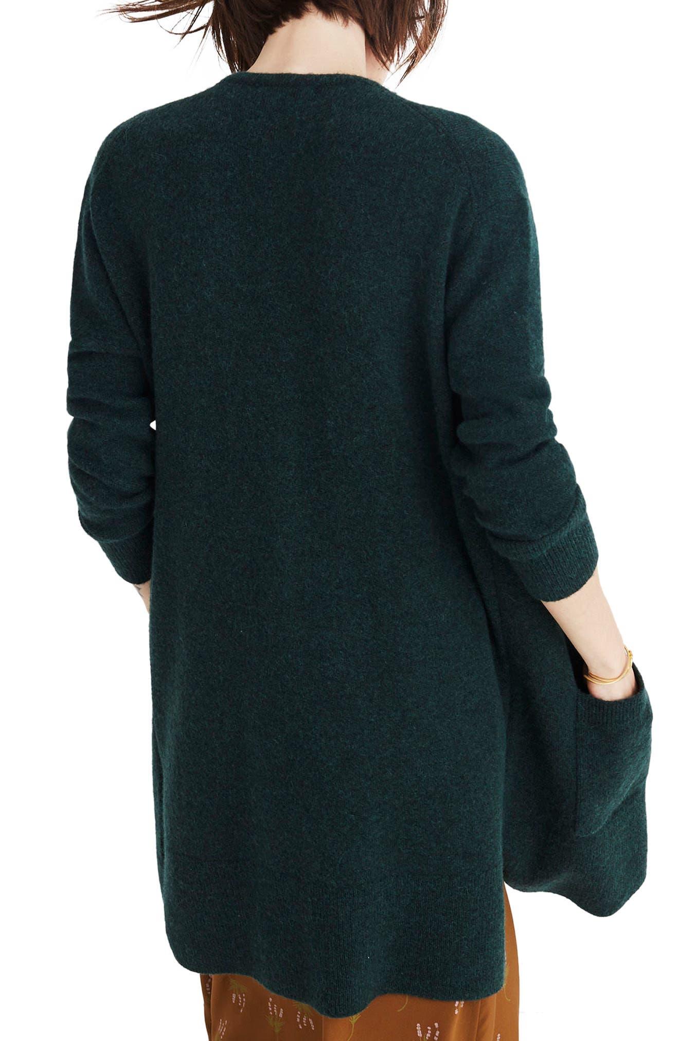 Alternate Image 2  - Madewell Kent Cardigan Sweater