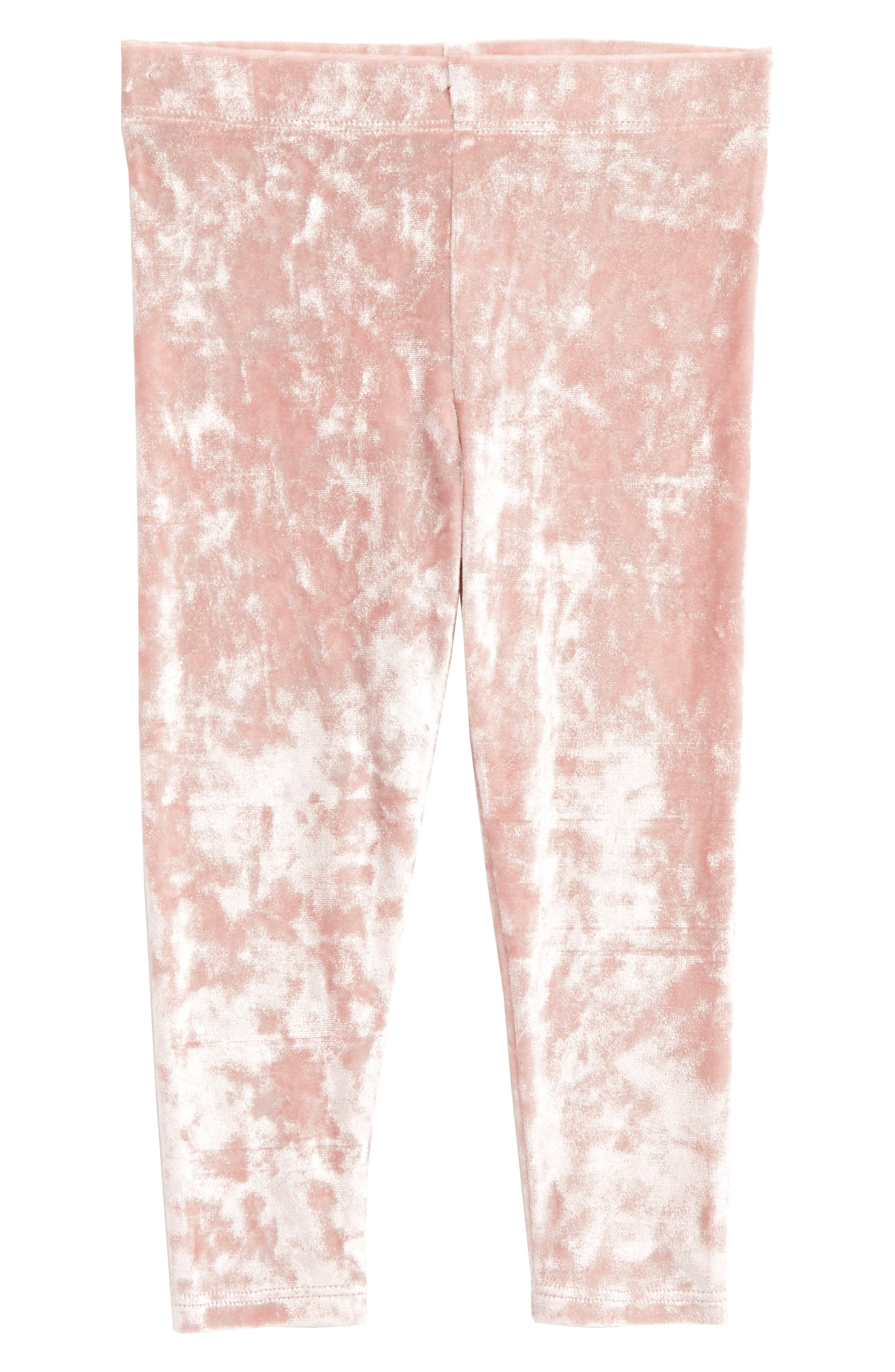 Tucker + Tate Velvet Leggings (Baby Girls)