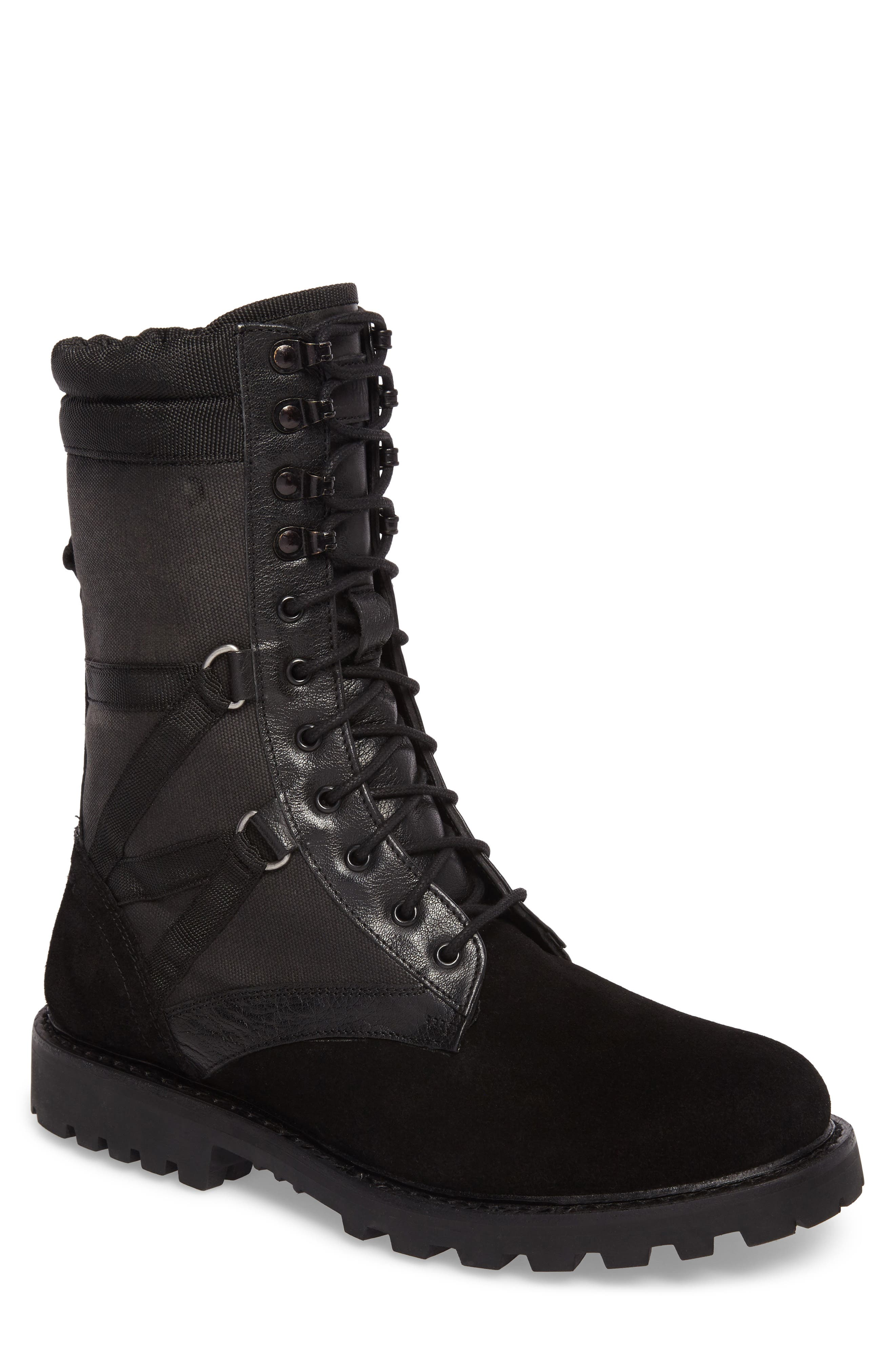 Alternate Image 1 Selected - Michael Bastian Combat Ultra Force Boot (Men)
