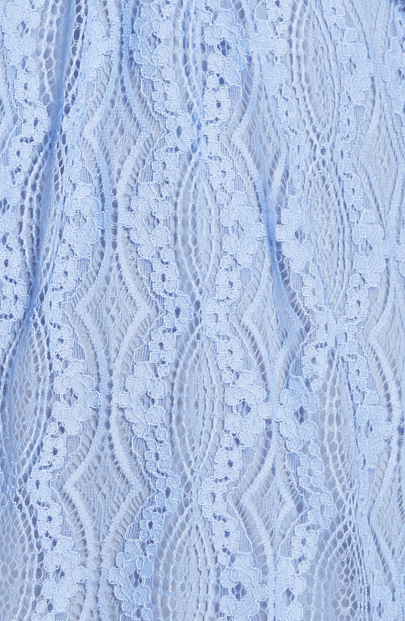 Bittersweet Dolman Sleeve Minidress,                             Alternate thumbnail 5, color,                             Blue