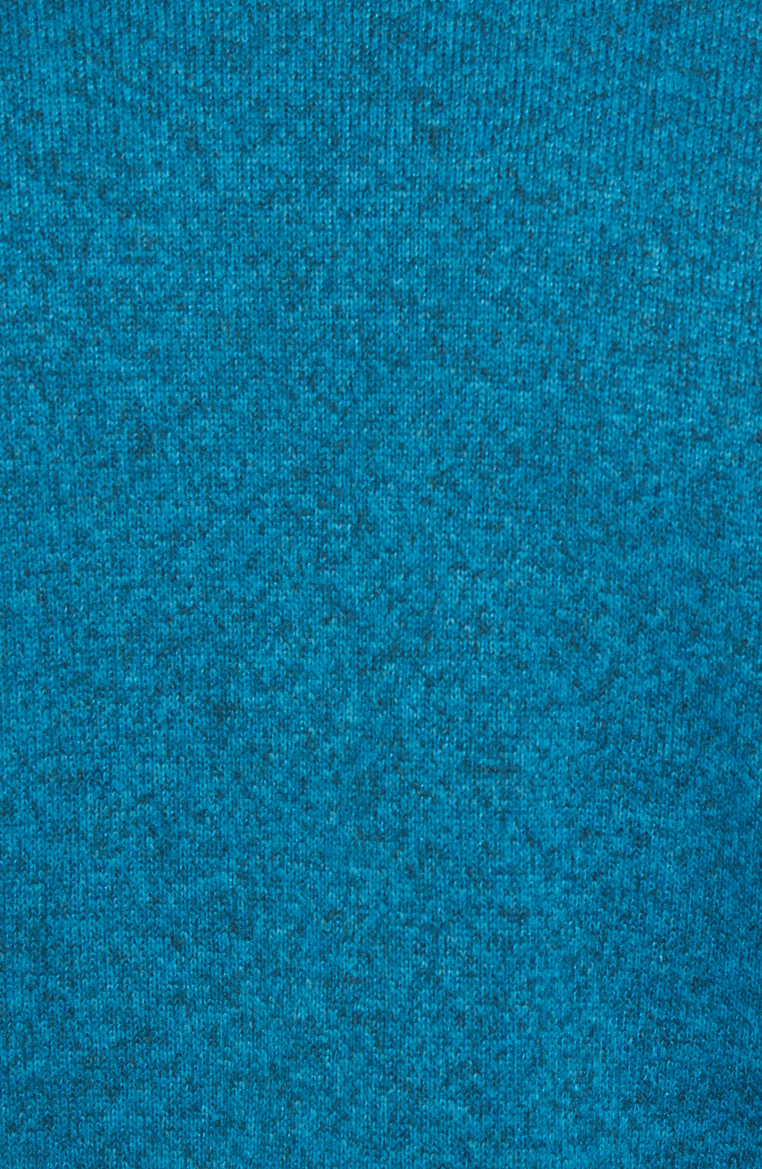 Better Sweater Zip Front Jacket,                             Alternate thumbnail 4, color,                             Filter Blue