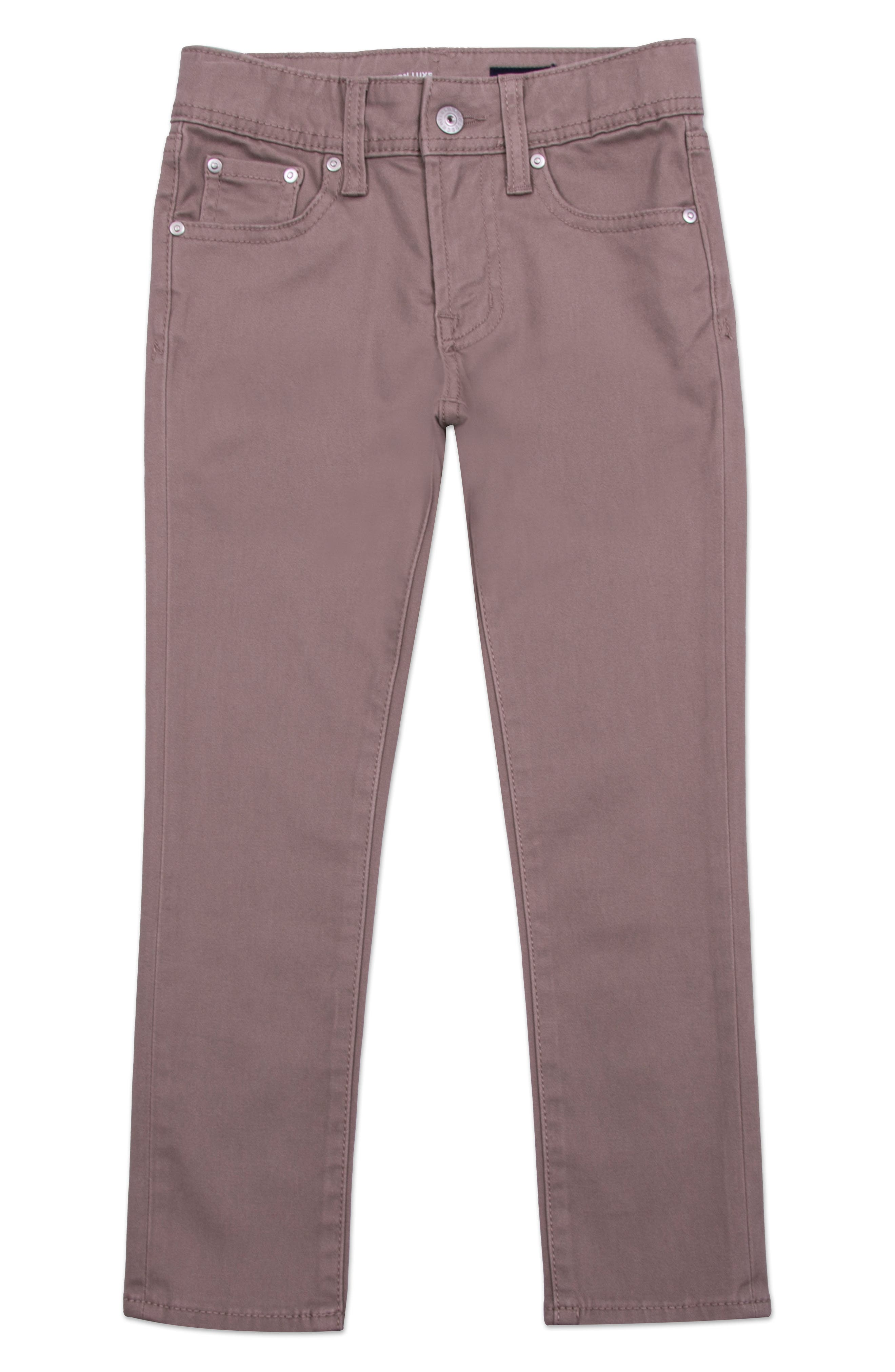 The Kingston Luxe Slim Jeans,                         Main,                         color, Castle Wall