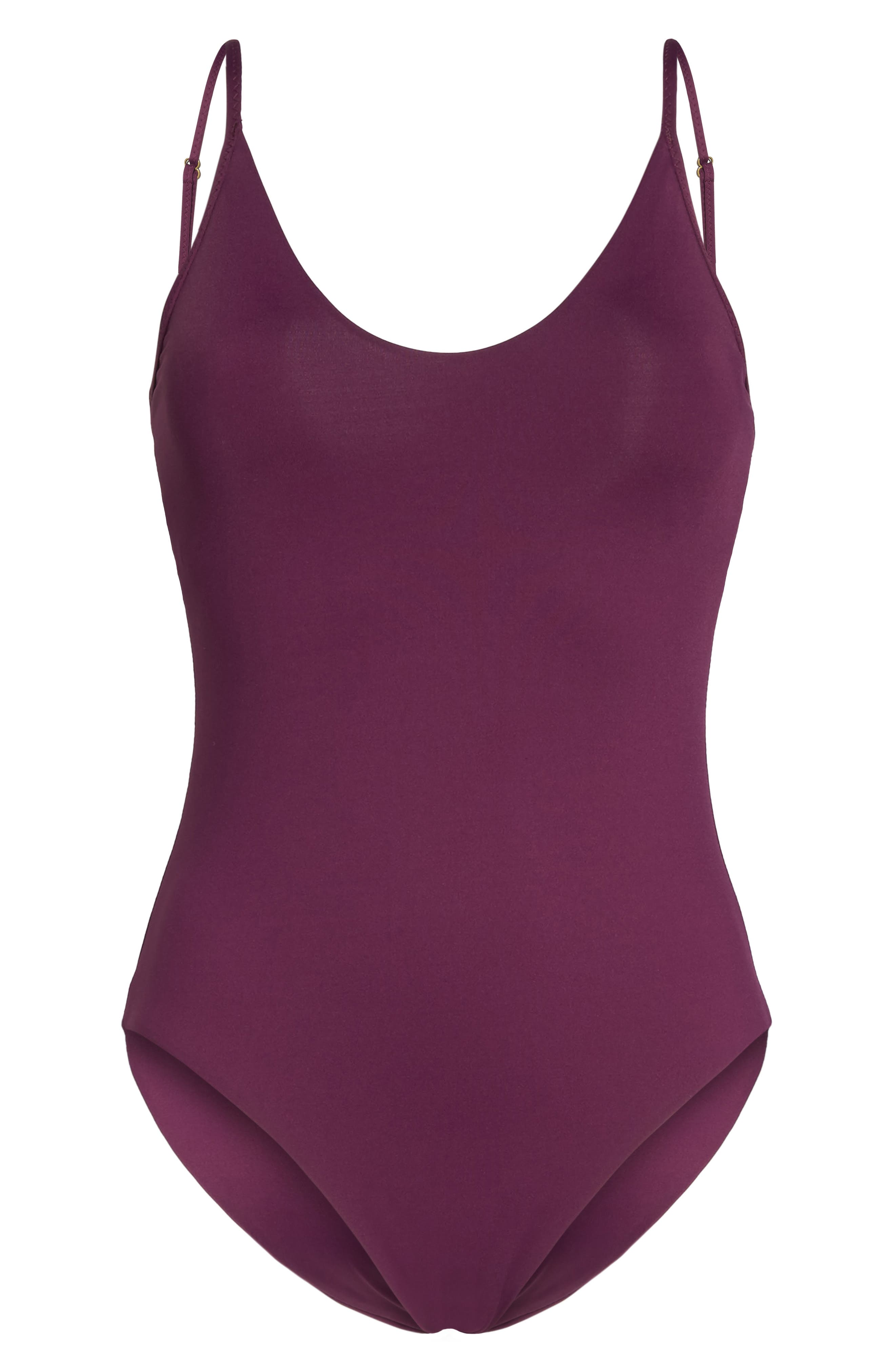 Alternate Image 6  - Becca Color Code Clean One-Piece Swimsuit