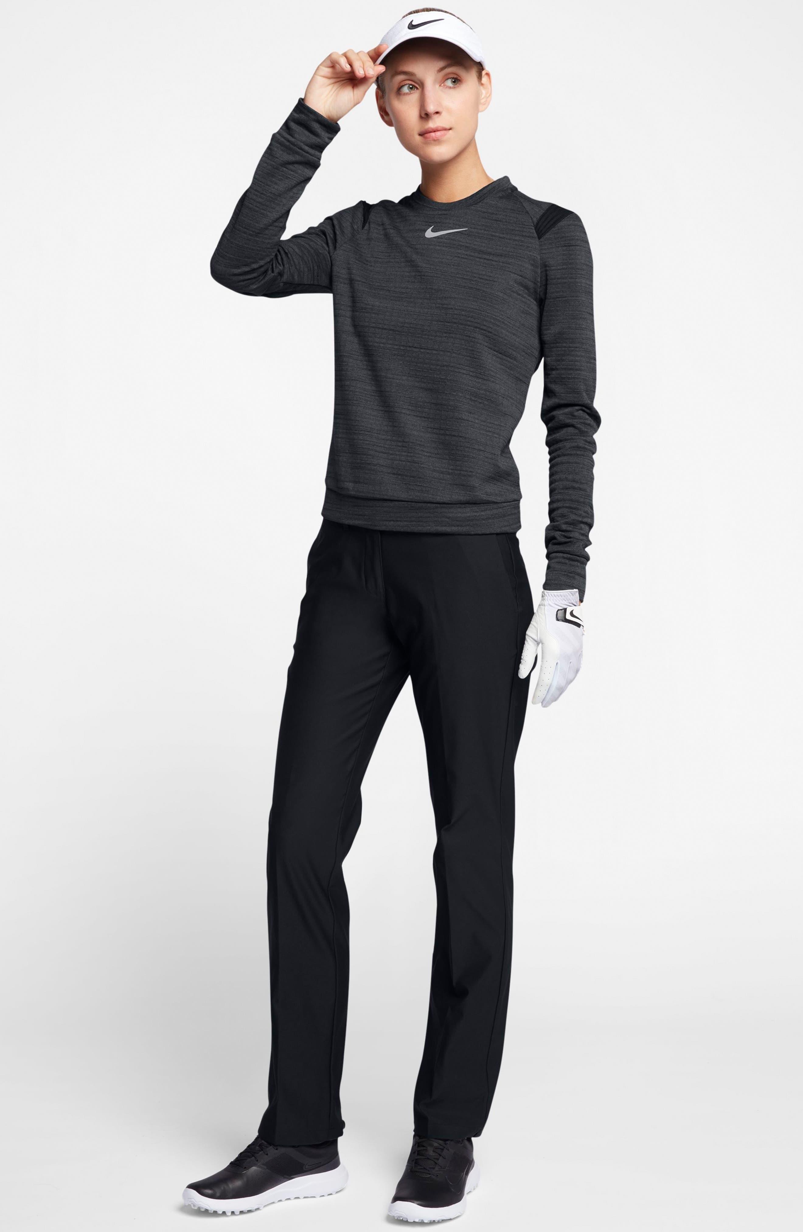 Alternate Image 5  - Nike Therma Sphere Long Sleeve Top