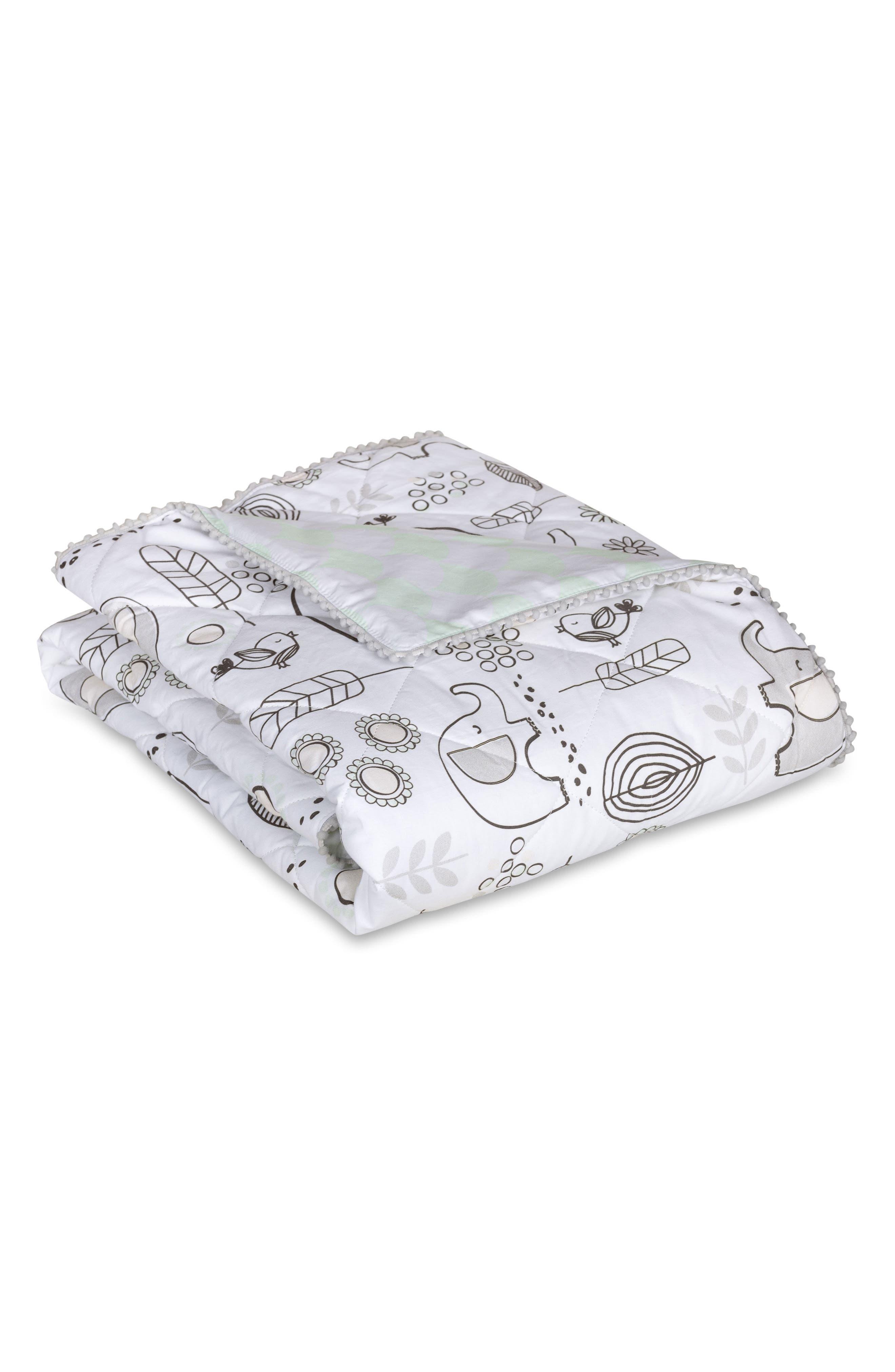 Living Textiles Kayden Quilted Comforter