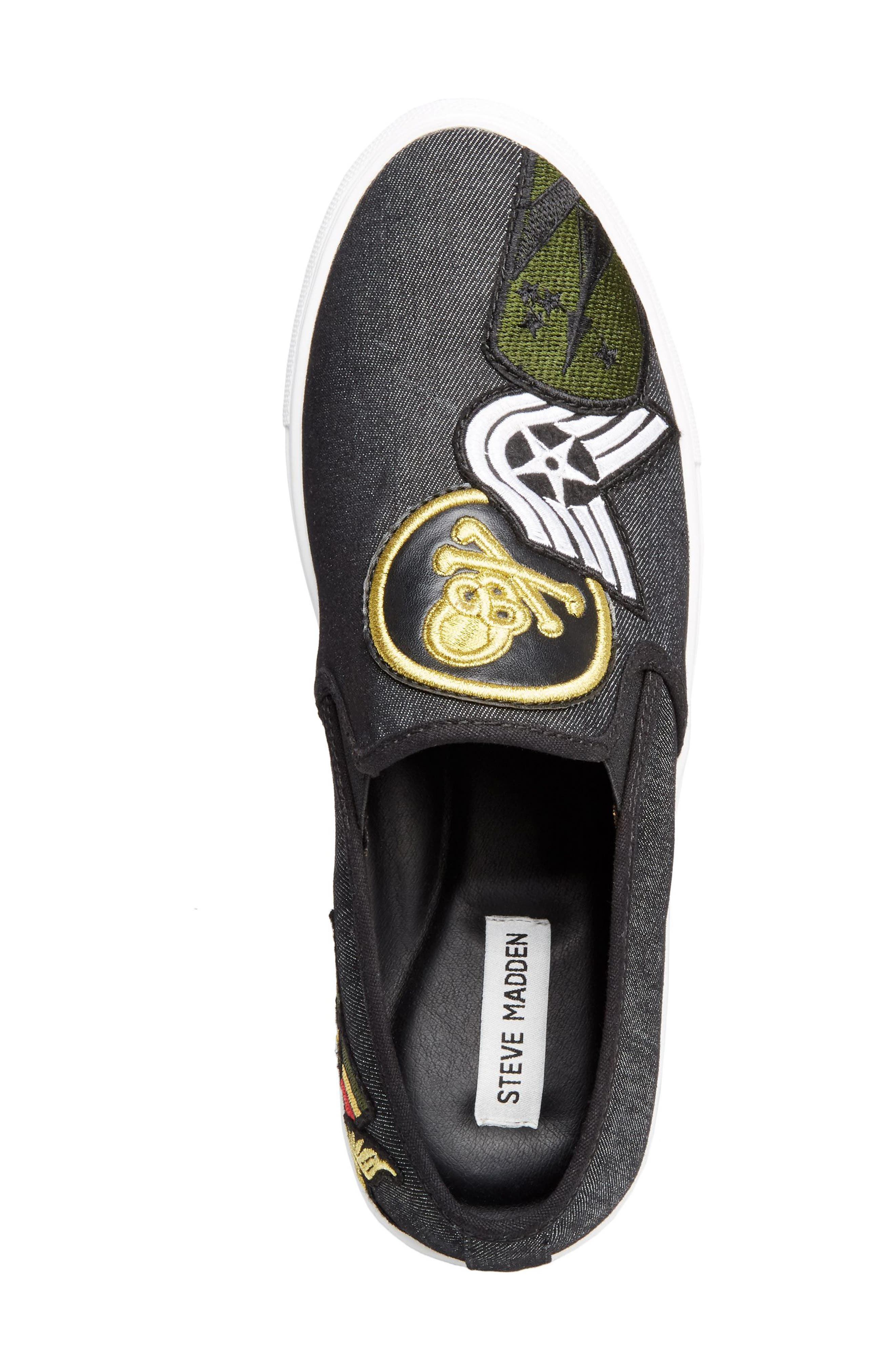 Alternate Image 5  - Steve Madden Wasdin Slip-On (Men)
