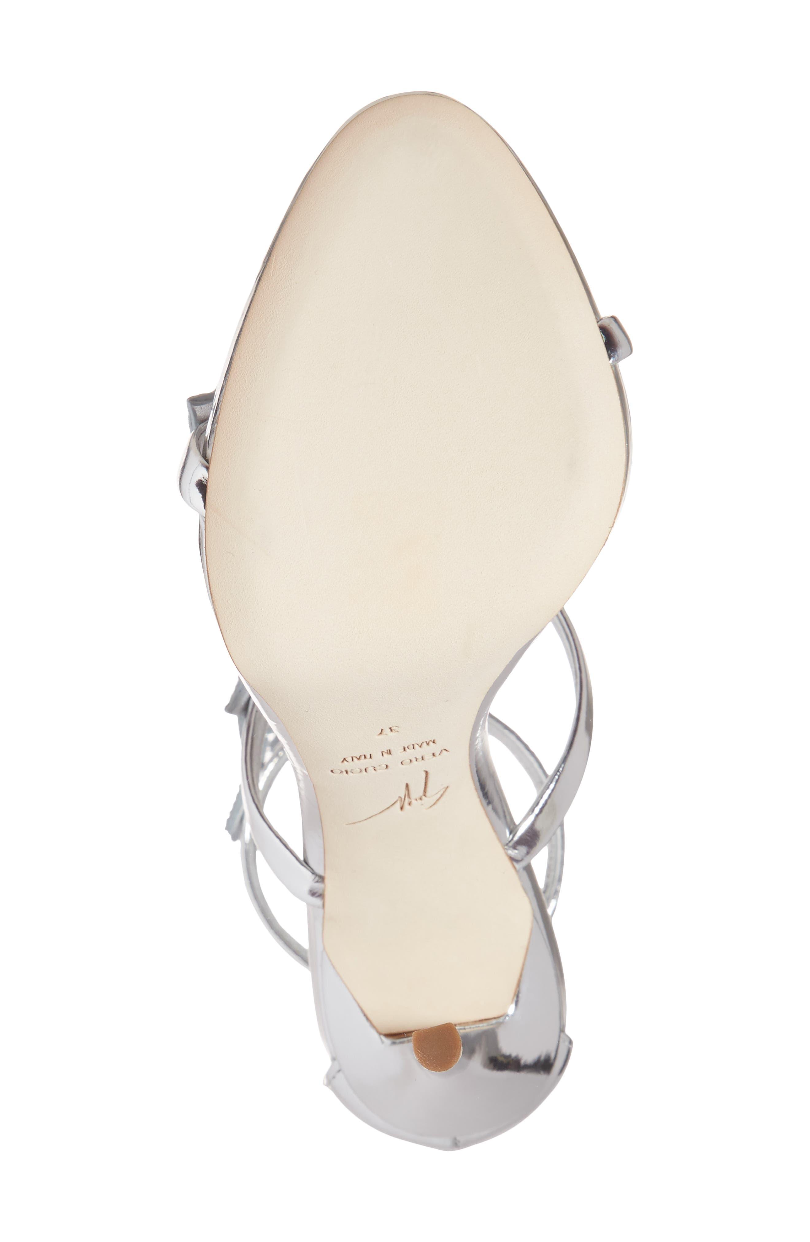 Alternate Image 6  - Giuseppe Zanotti Coline Embellished Star Strap Sandal (Women)