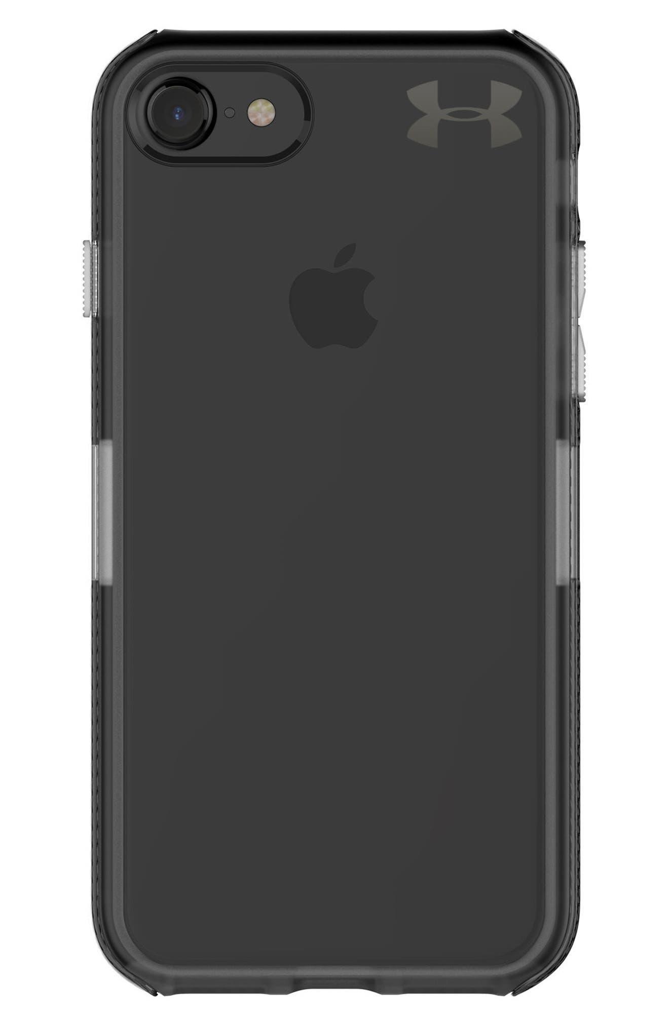 Protect Verge iPhone 7/8 Case,                         Main,                         color, Metallic