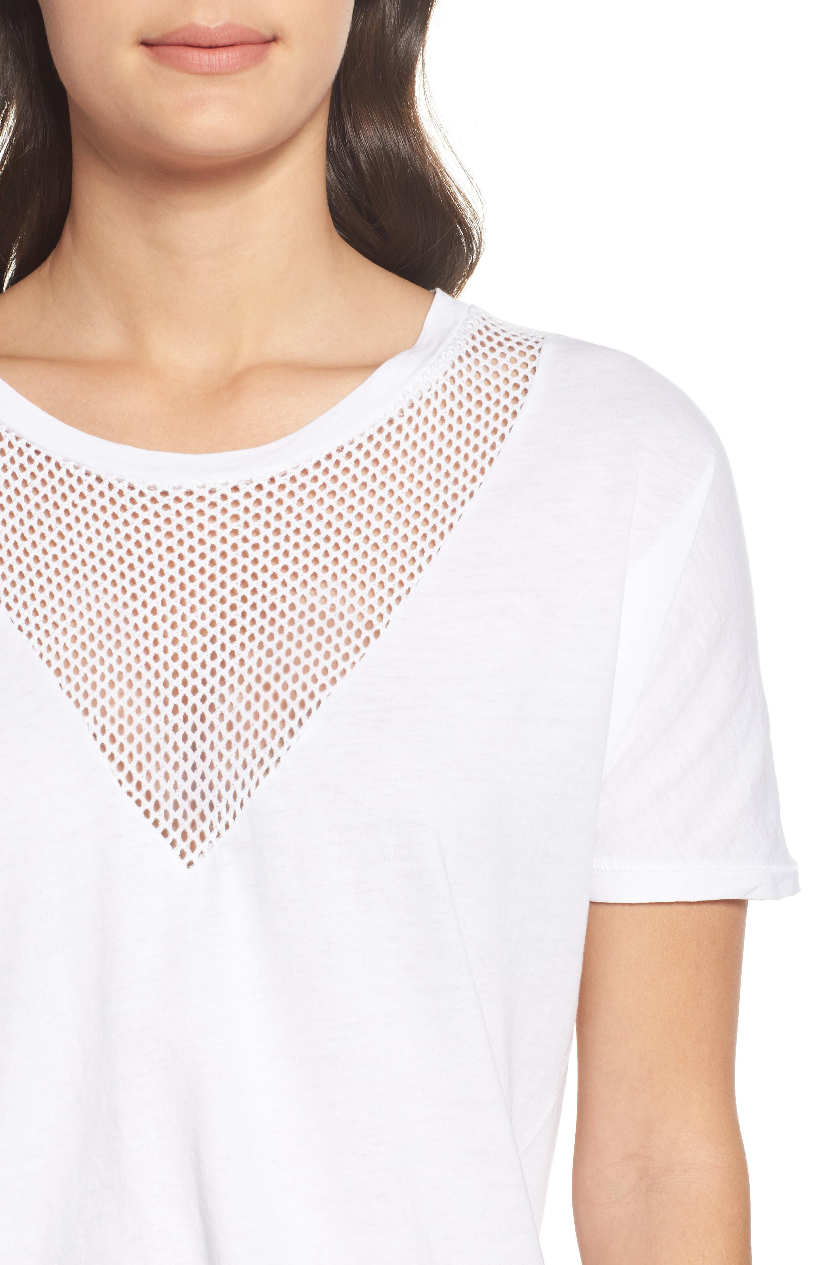 Alternate Image 5  - Ragdoll Mesh Tee