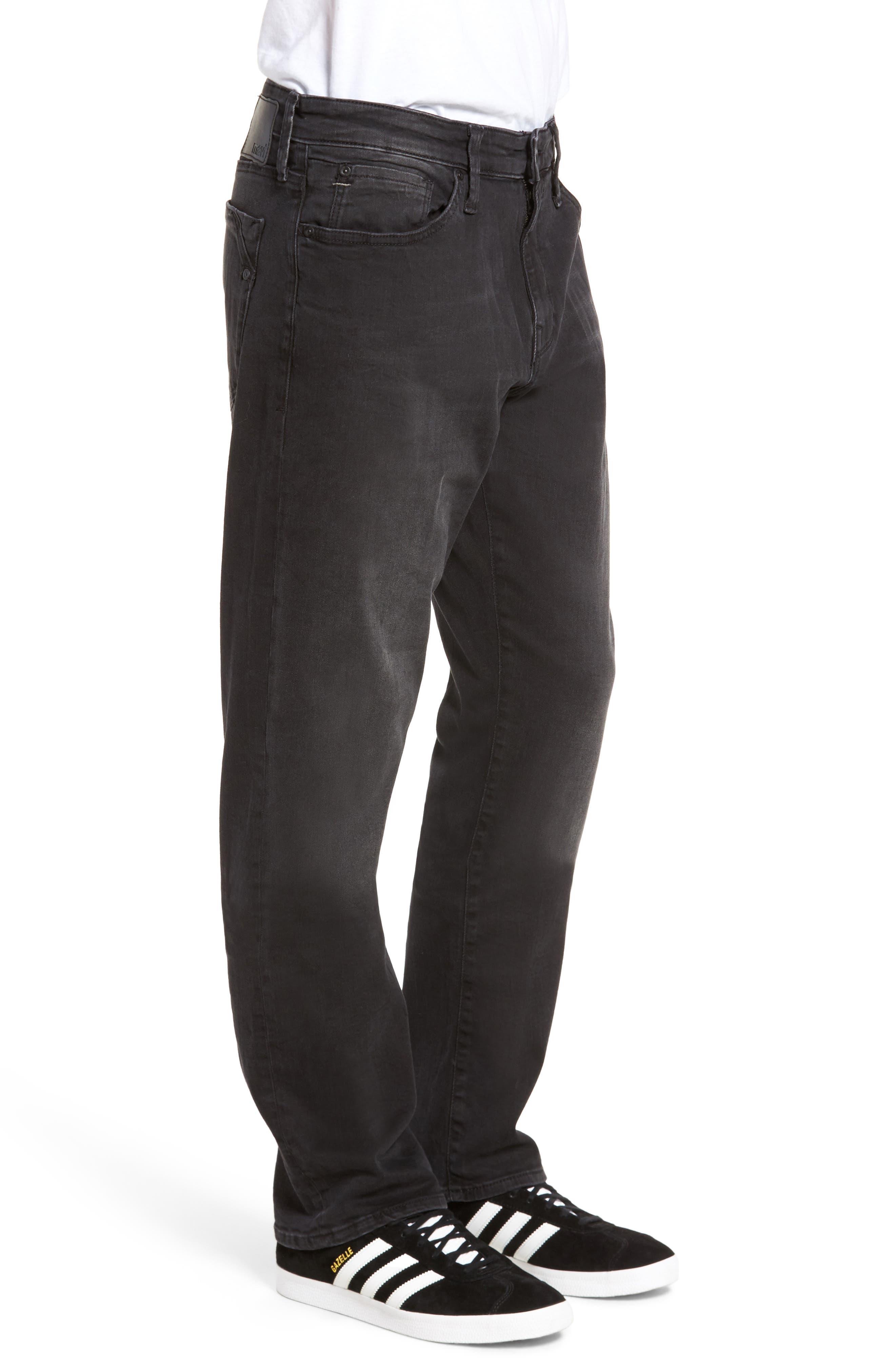 Alternate Image 3  - Mavi Jeans Myles Straight Fit Jeans (Smoke Chelsea)