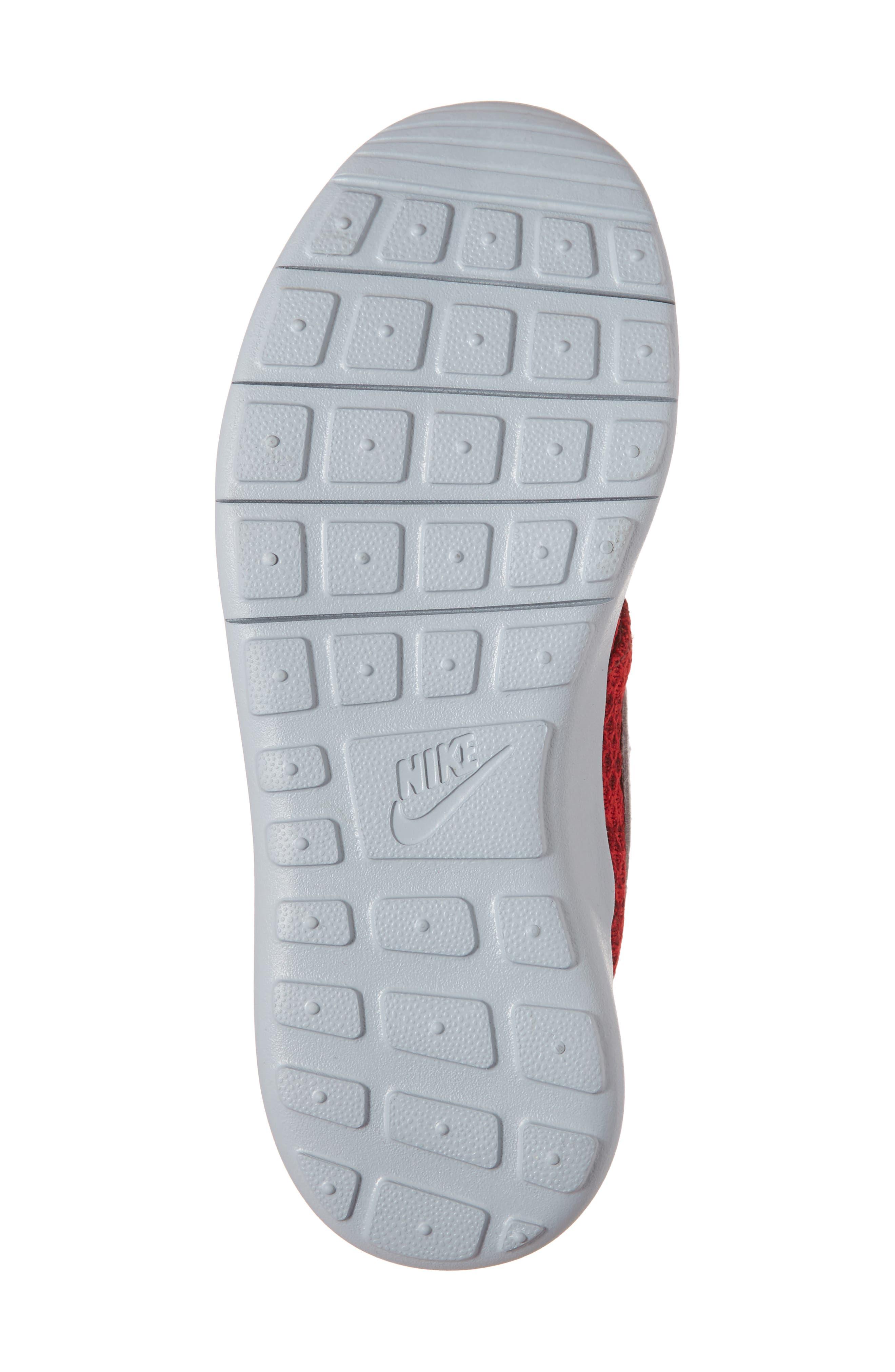 Alternate Image 6  - Nike Roshe Run Sneaker (Toddler & Little Kid)