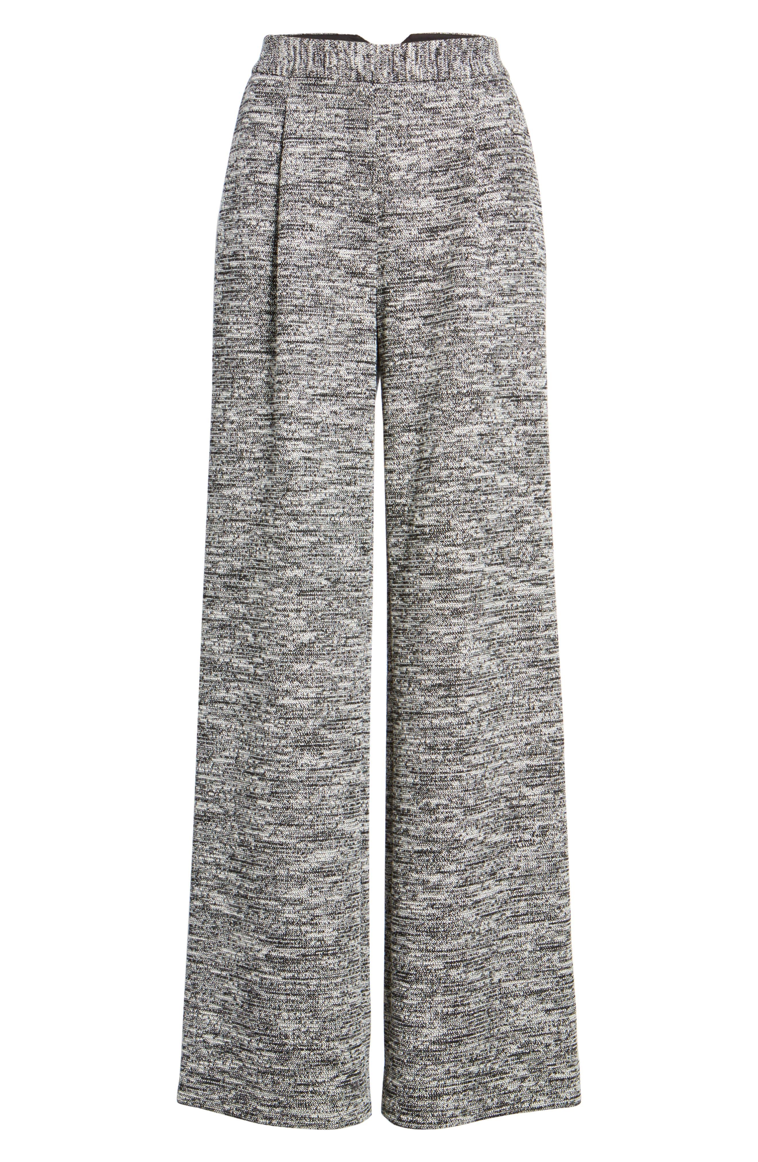 Alternate Image 6  - Emerson Rose Wide Leg Tweed Pants