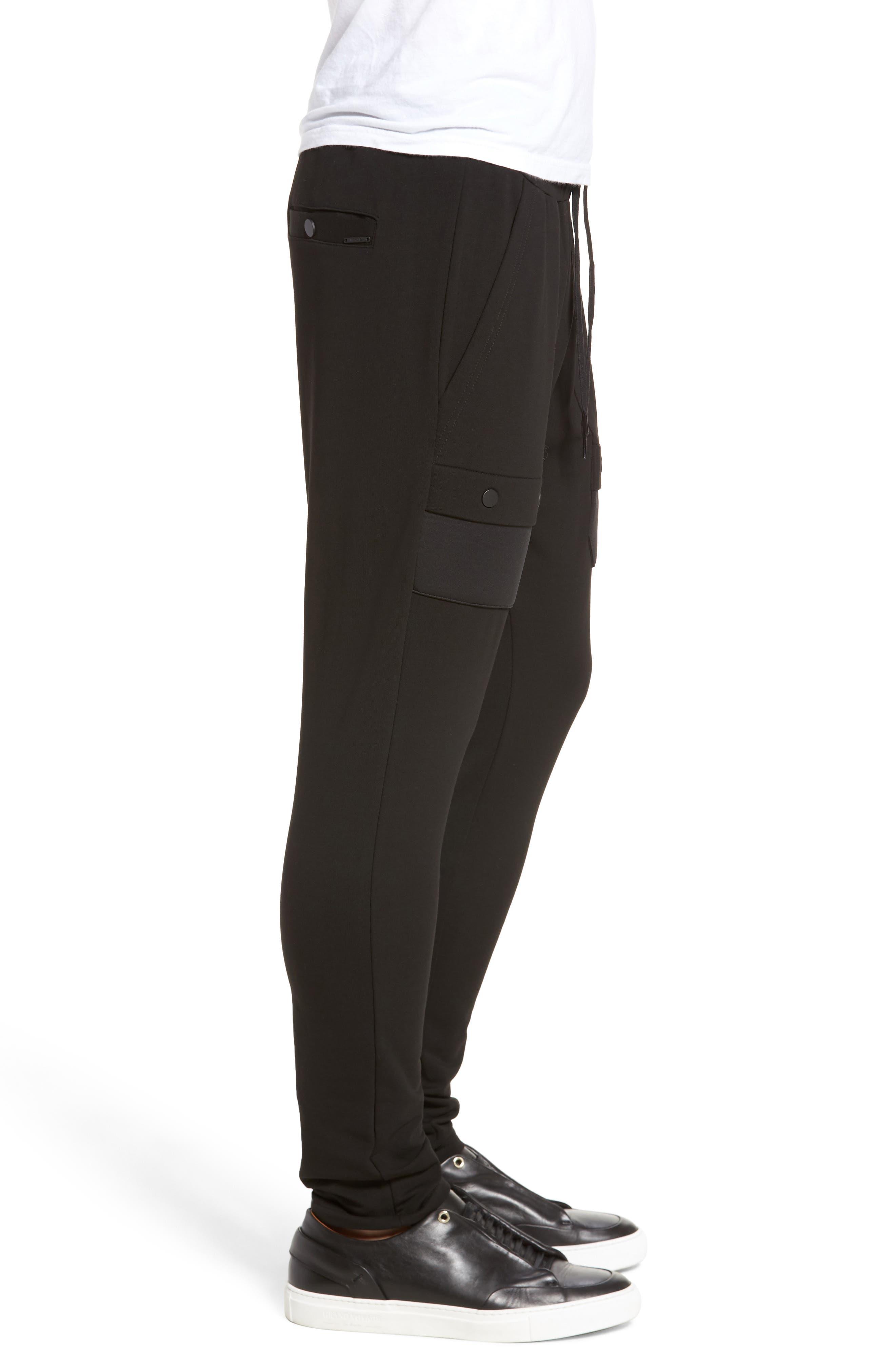 Alternate Image 3  - Antony Morato Fleece Cargo Pants