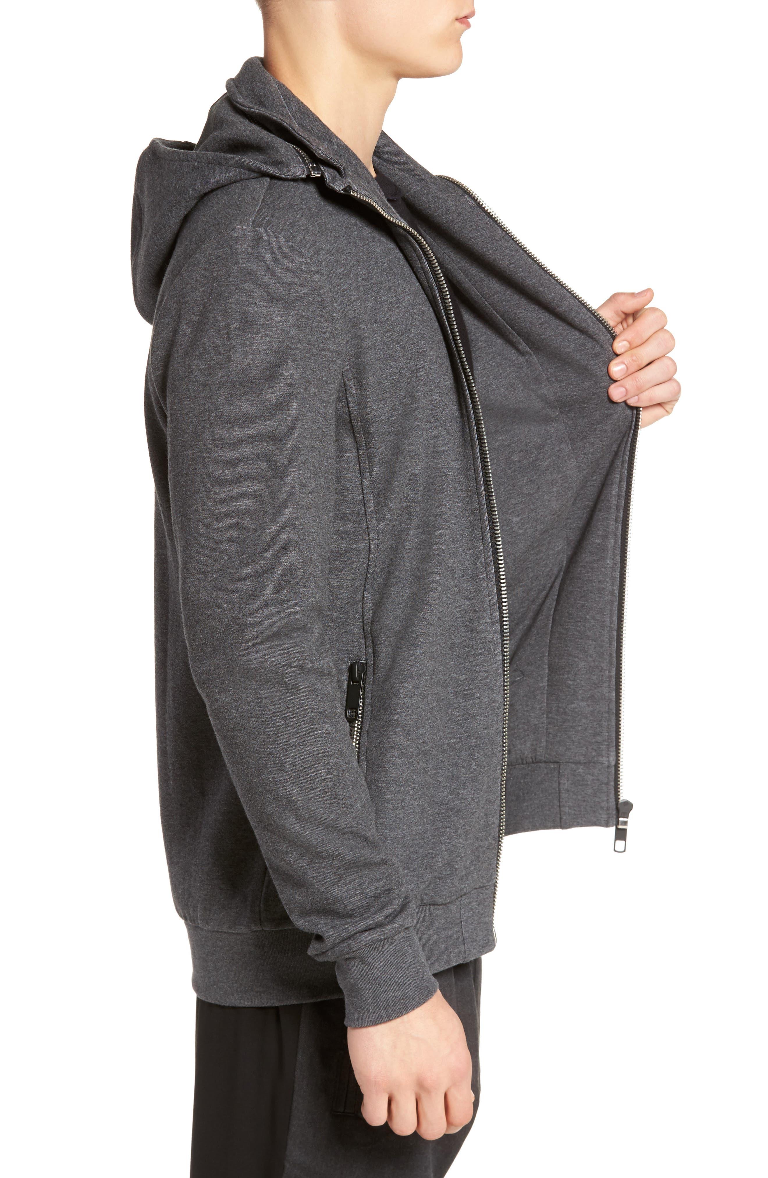 Alternate Image 3  - Antony Morato Zip Up Fleece