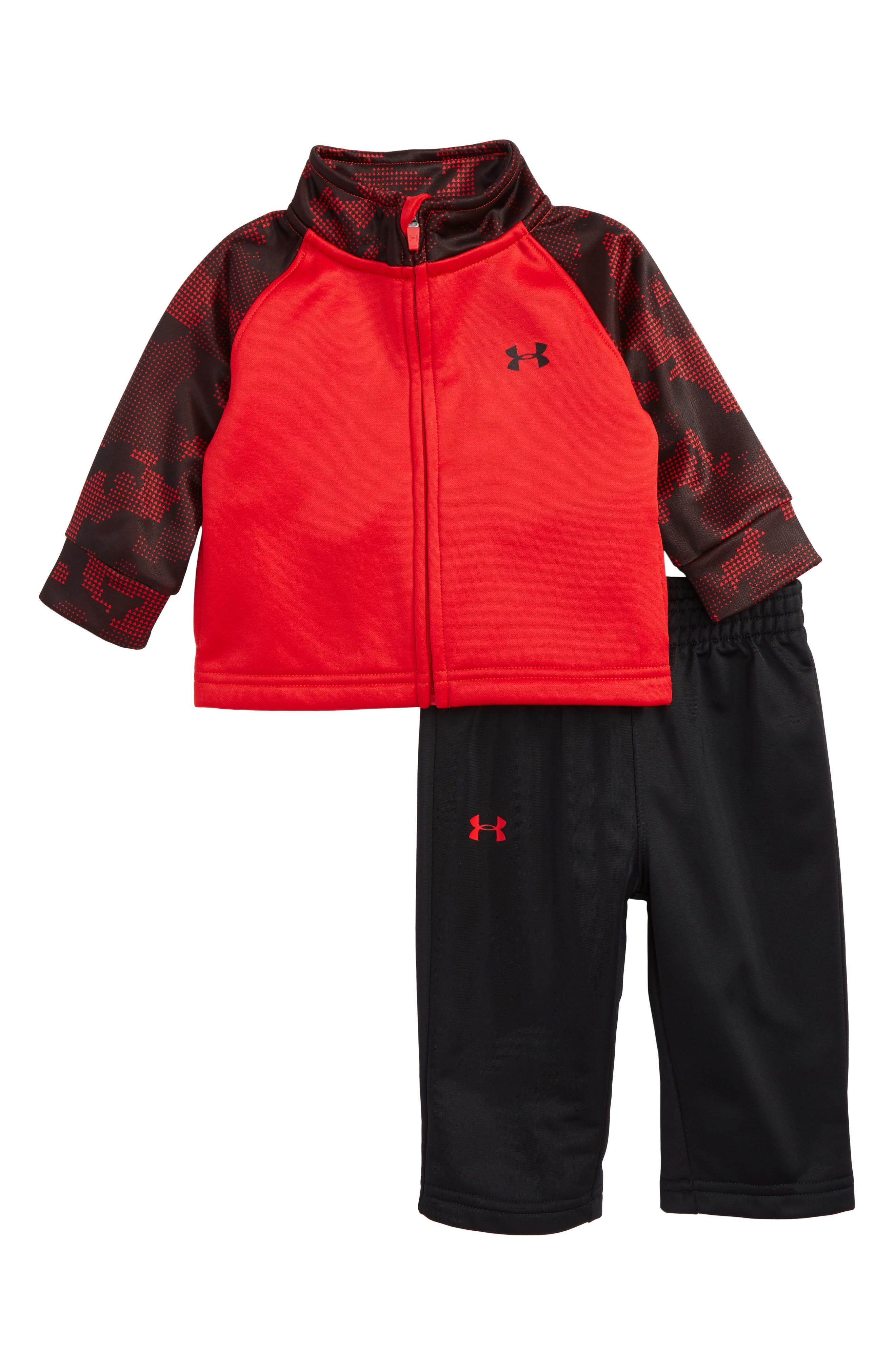 Under Armour Utility Camo Track Jacket & Pants Set (Baby Boys)