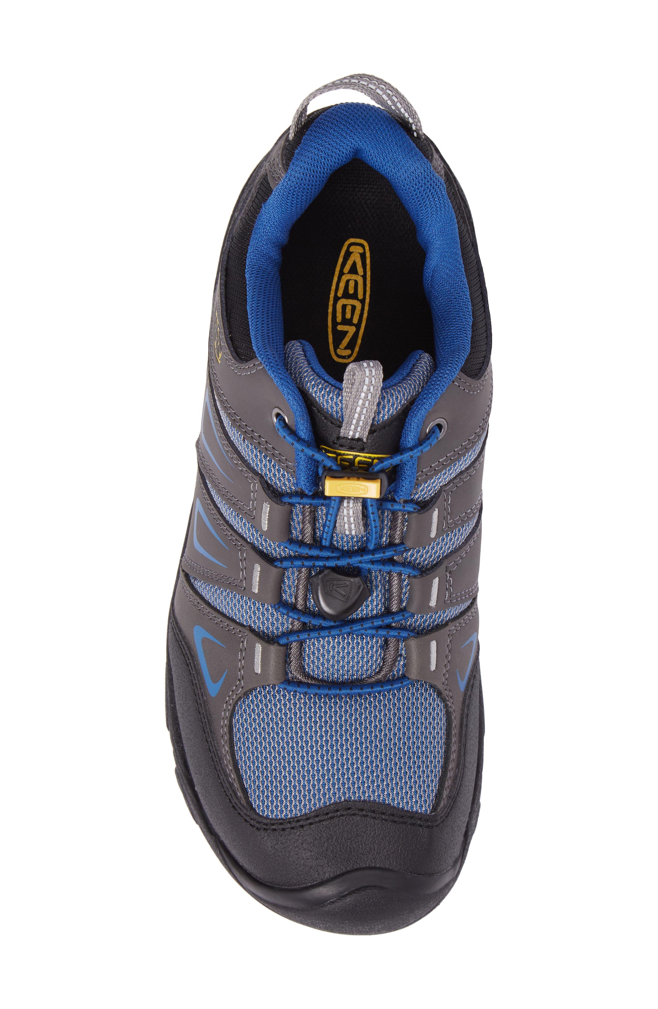 Oakridge Hiking Shoe,                             Alternate thumbnail 6, color,                             Magnet/ True Blue