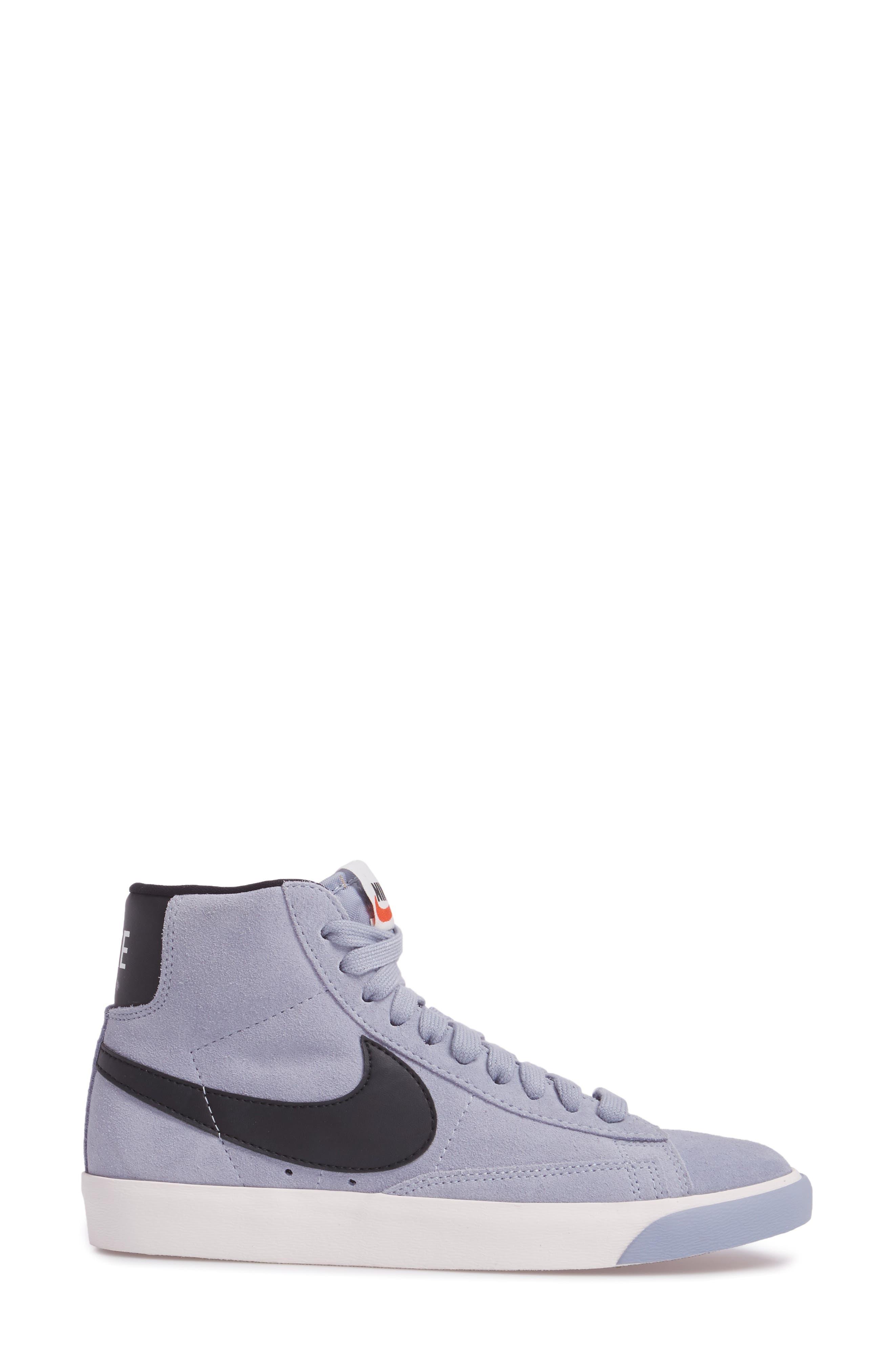 Alternate Image 3  - Nike Blazer Mid Vintage Sneakers (Women)