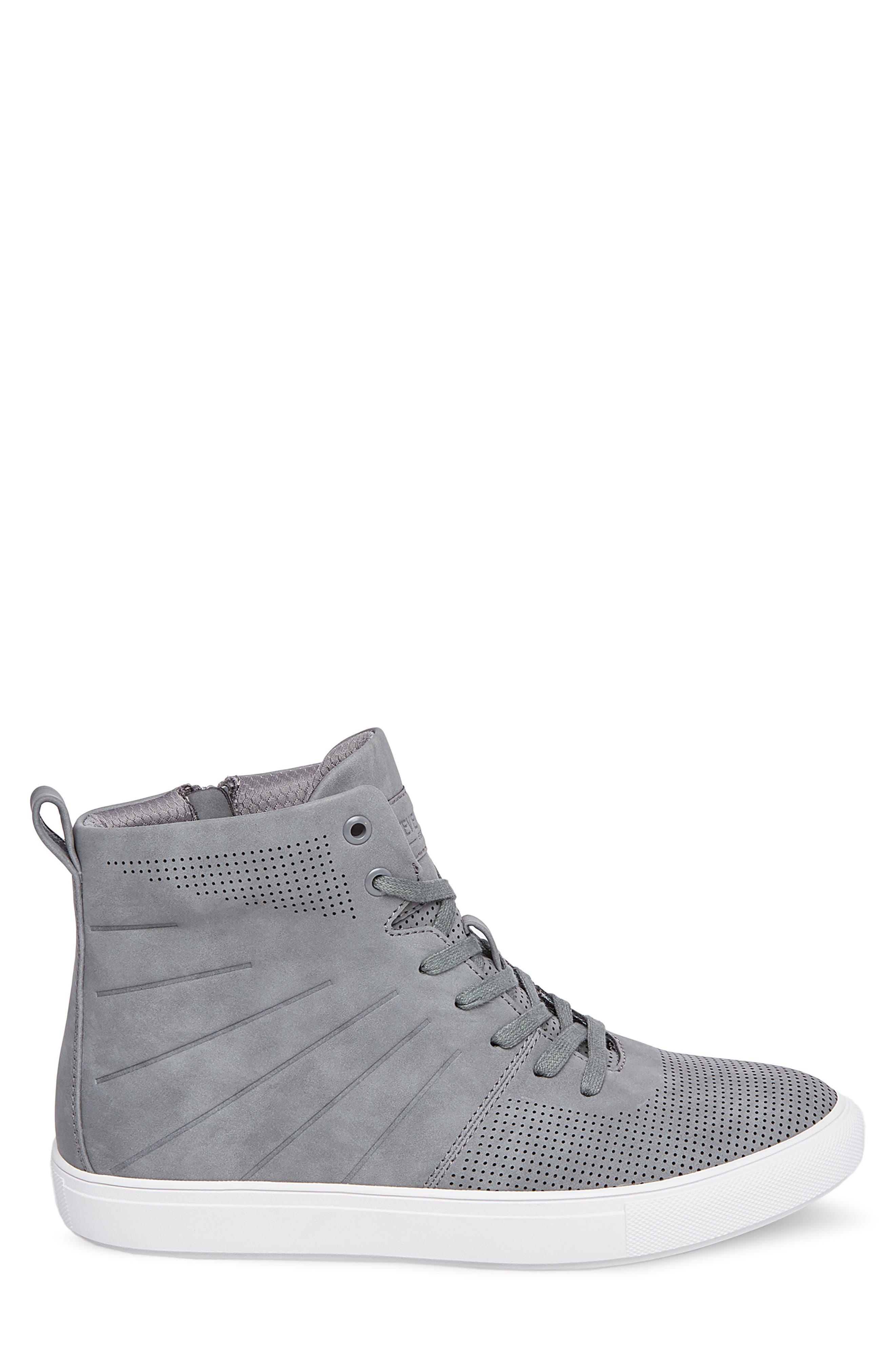 Eskape Sneaker,                             Alternate thumbnail 3, color,                             Grey