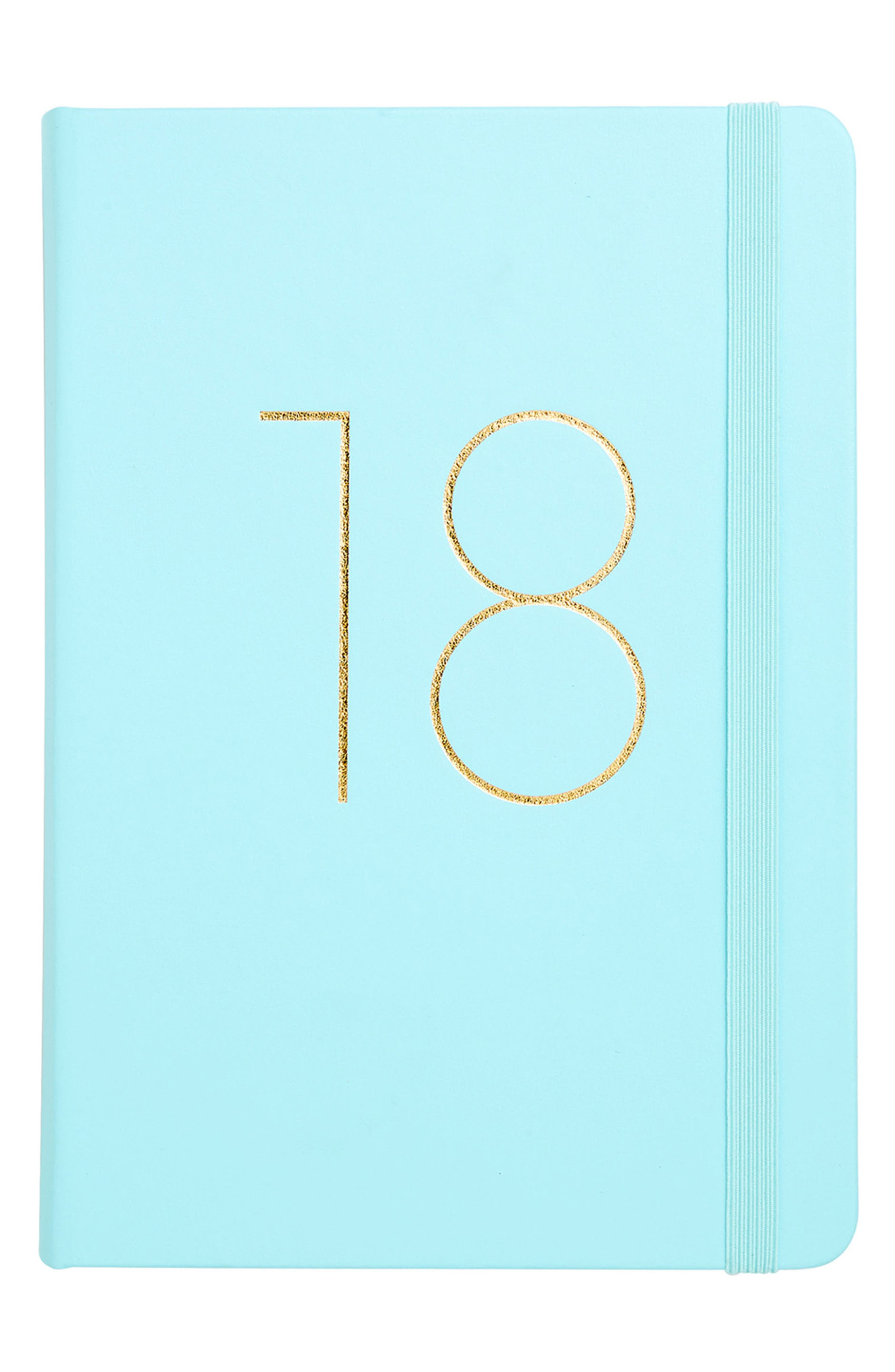 Main Image - kikki.K 2018 Leather Weekly Diary