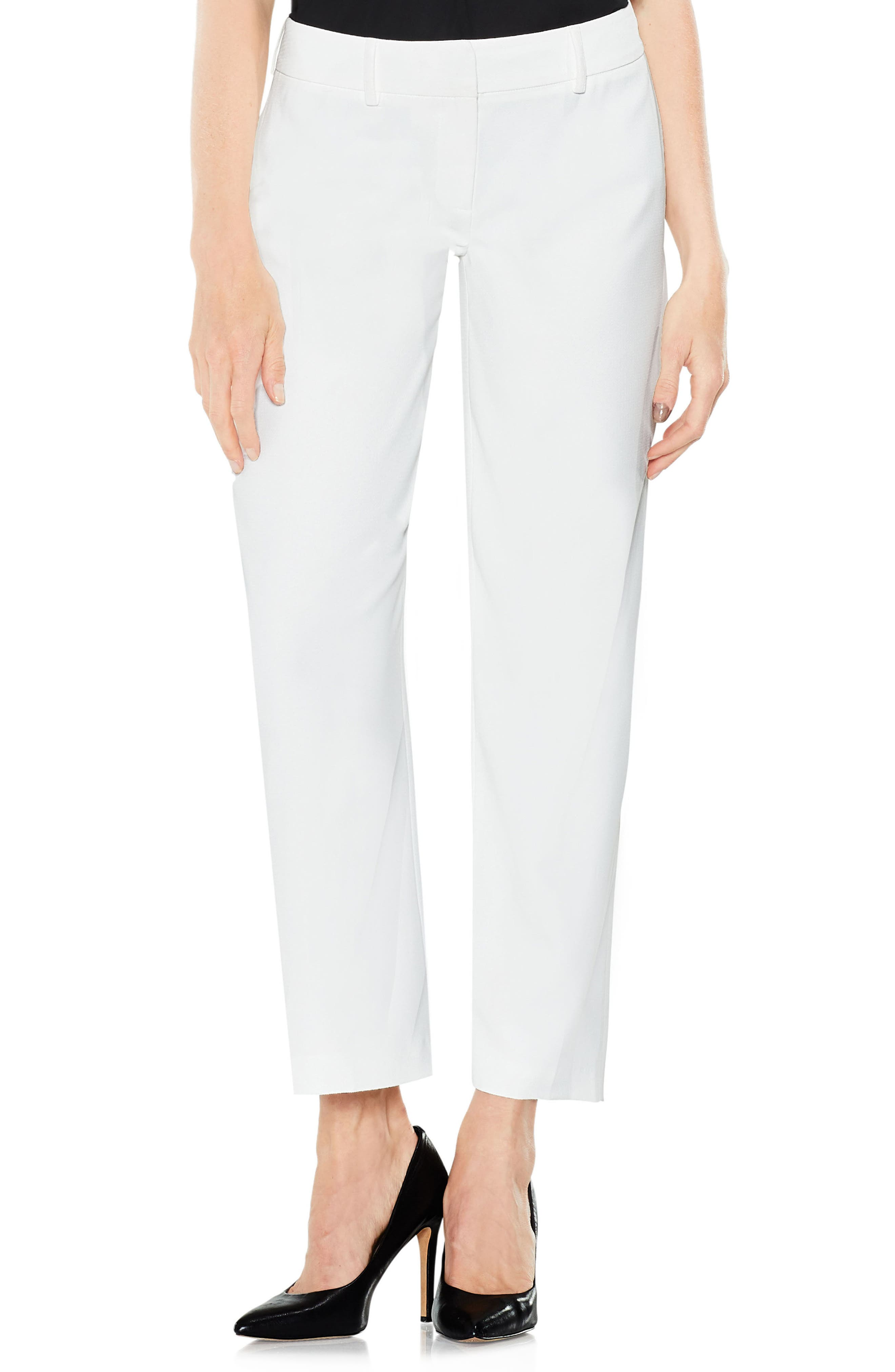 Alternate Image 1 Selected - Vince Camuto Straight Leg Pants