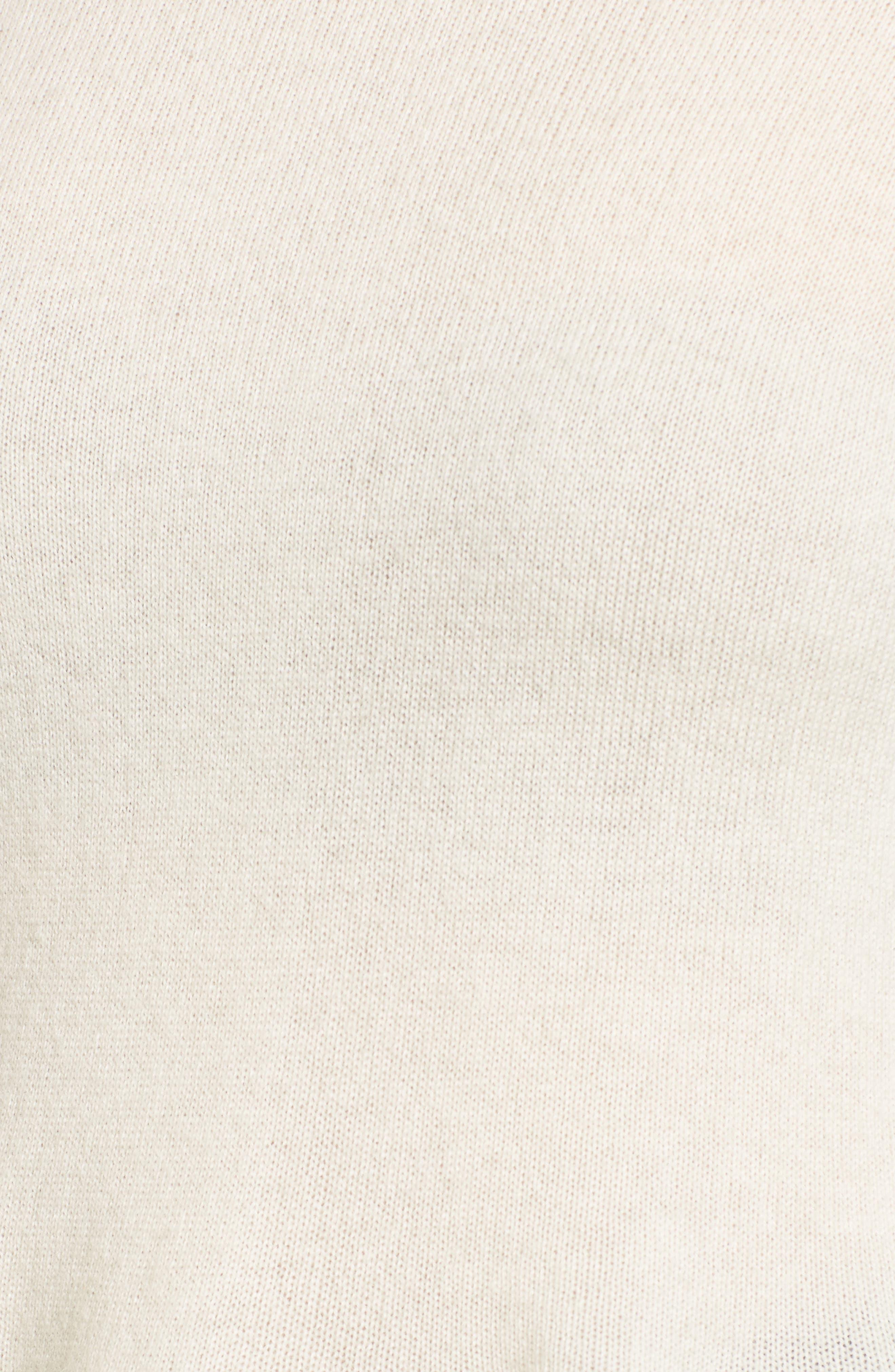 Alternate Image 5  - Rebecca Minkoff Regina Ruffle Wool & Cashmere Sweater
