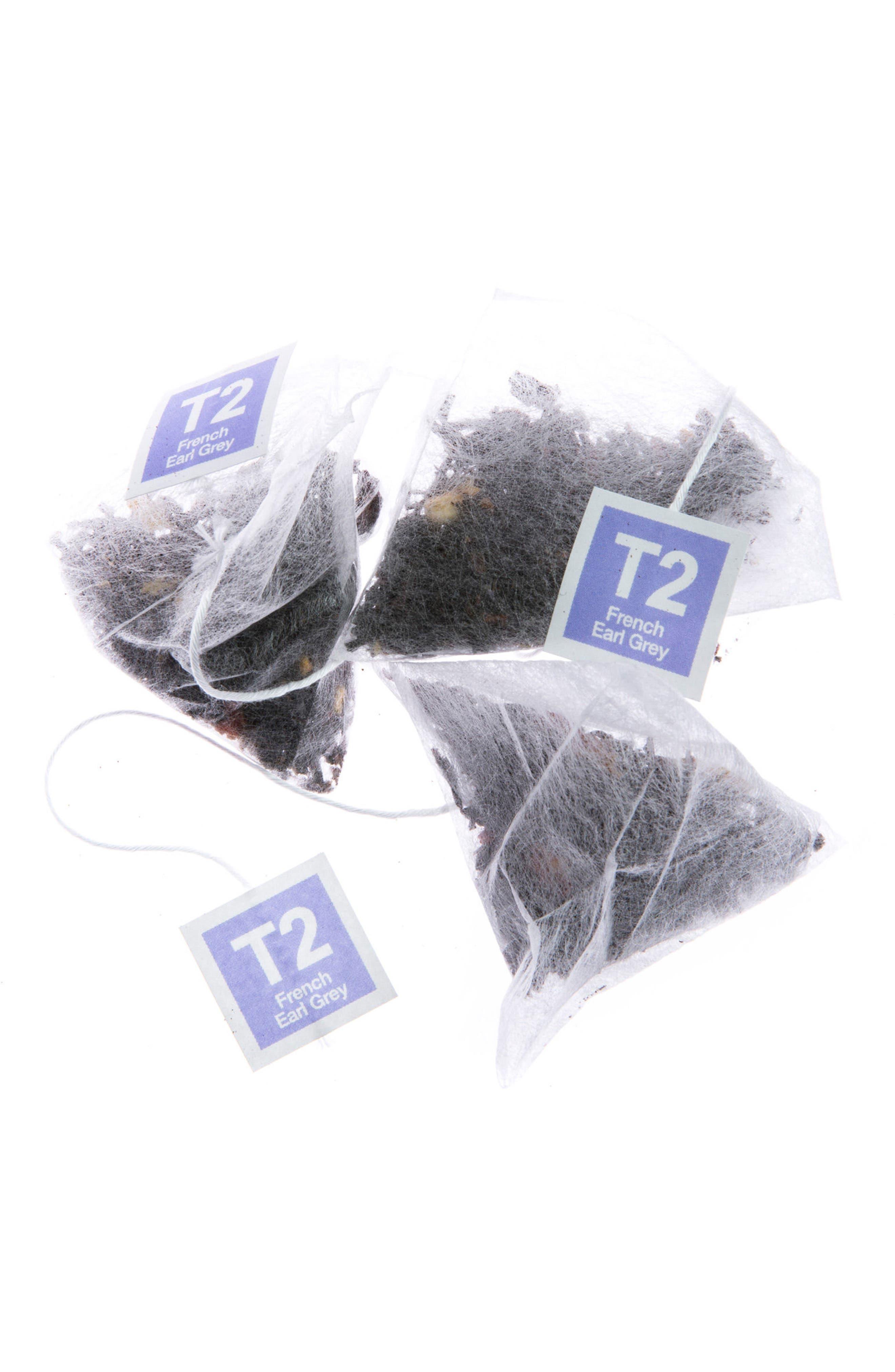 T2 French Earl Grey Tea Bags,                             Alternate thumbnail 2, color,                             Multi